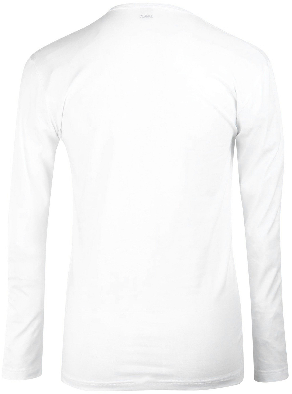 Alan Red T-Shirt Longsleeve Olbia Foto 2