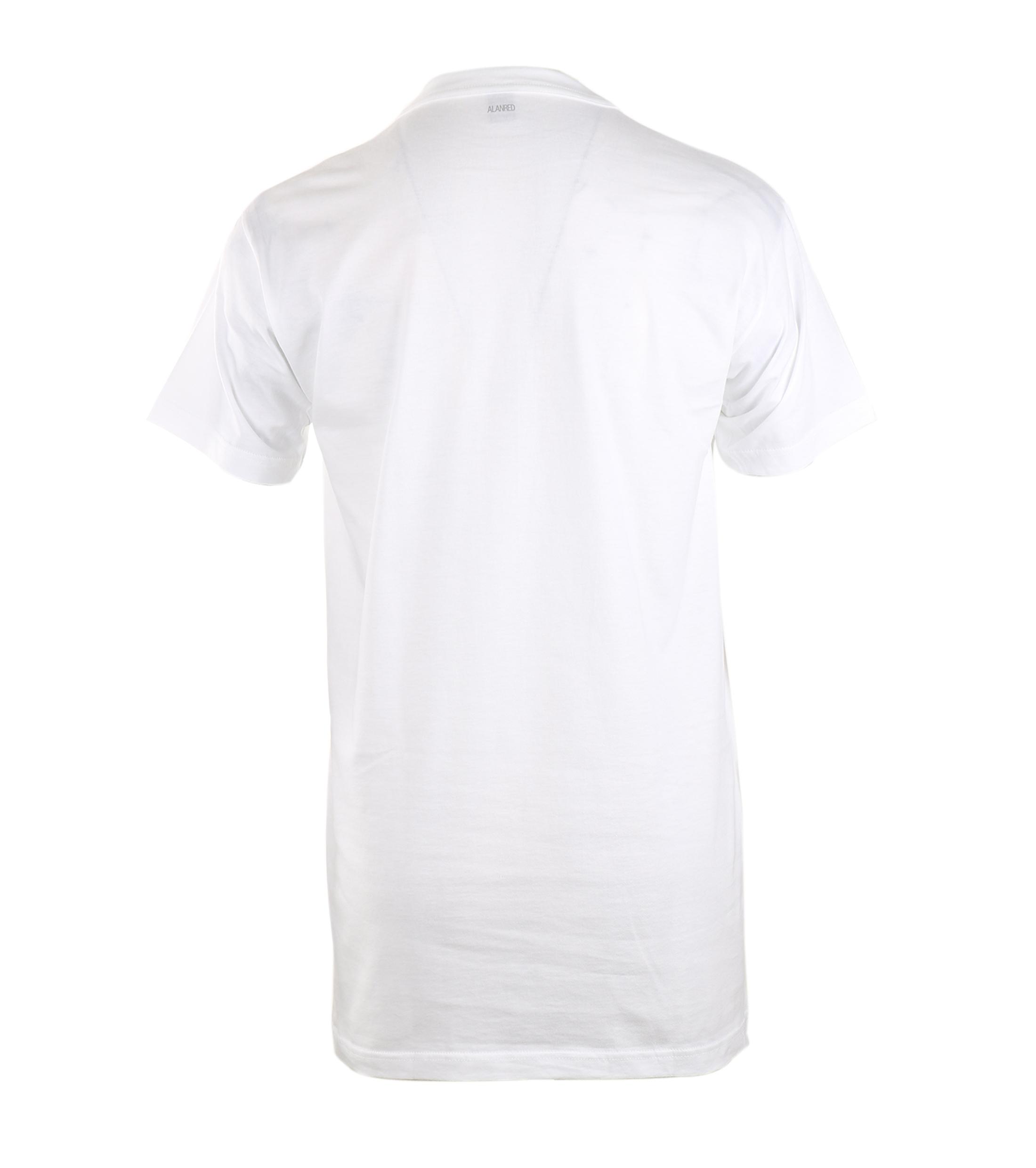 Alan Red T-Shirt Virginia Extra Long (2pack) foto 1