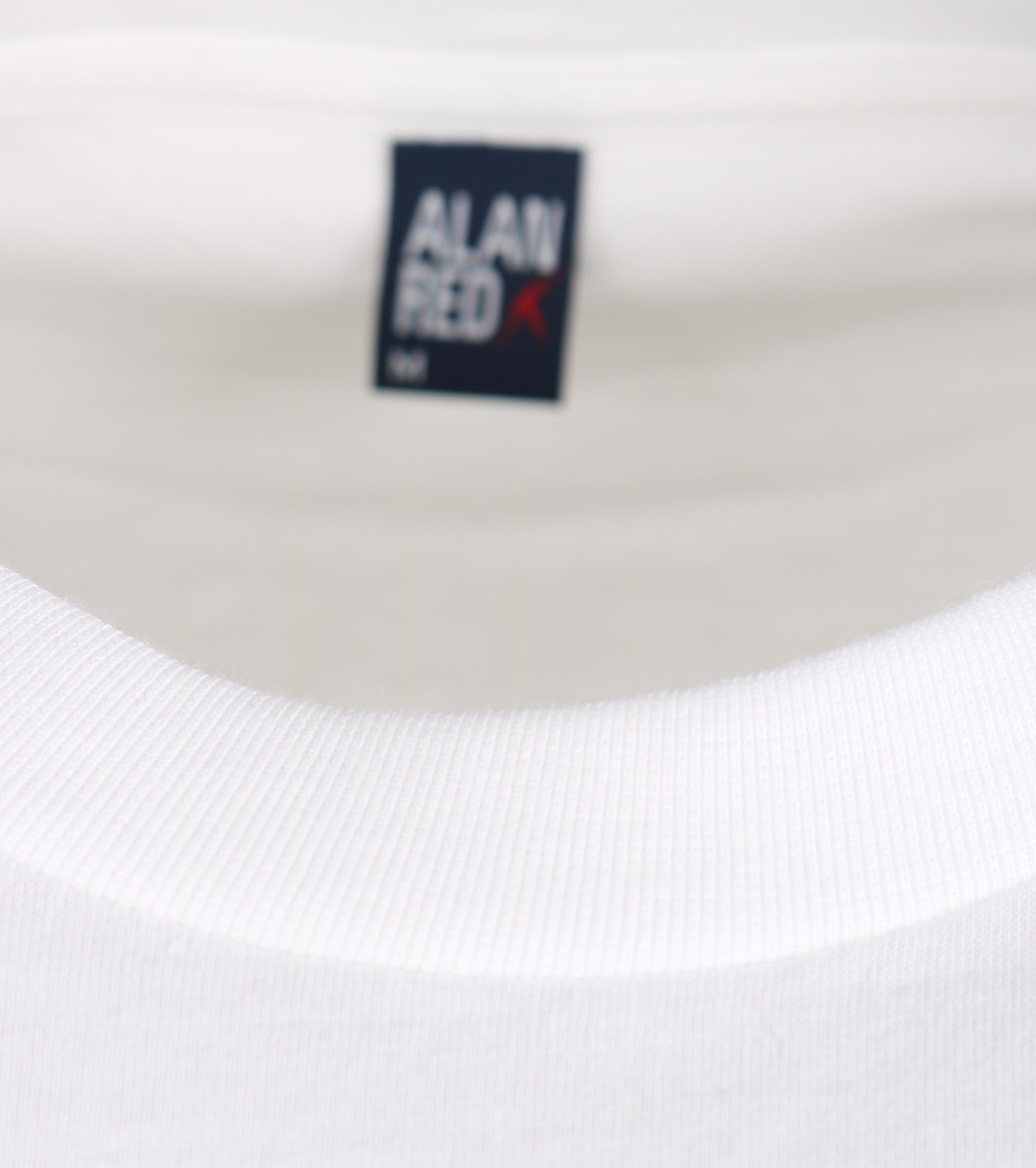 Alan Red T-Shirt Virginia Extra Long (2pack) foto 2