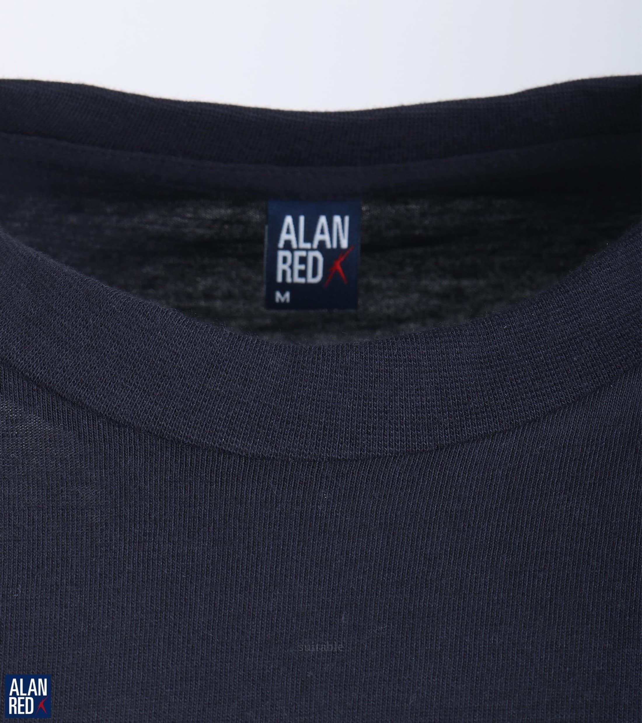 Alan Red T-shirt Virginia Navy (1pack) foto 1