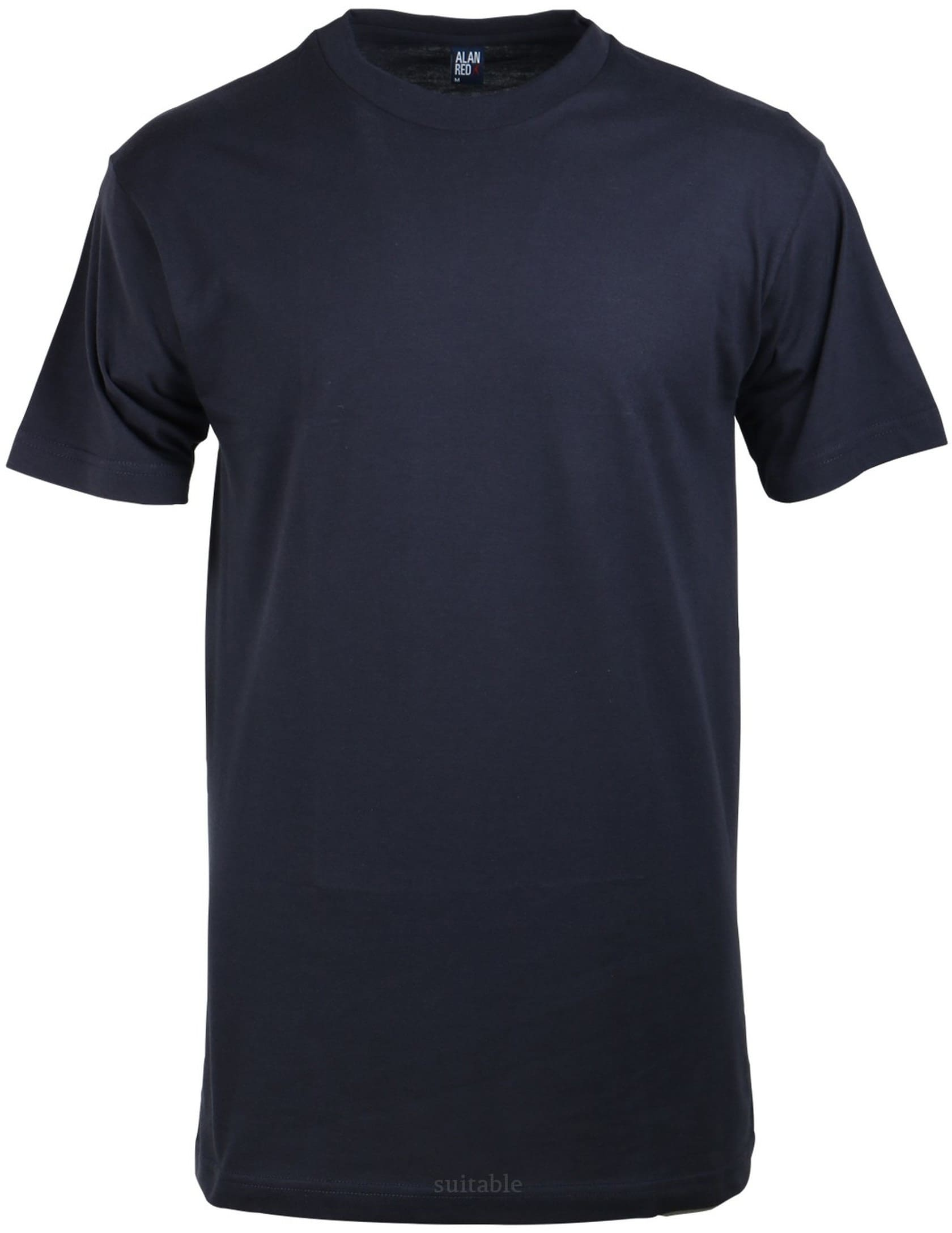 Alan Red T-shirt Virginia Navy (1pack) foto 0