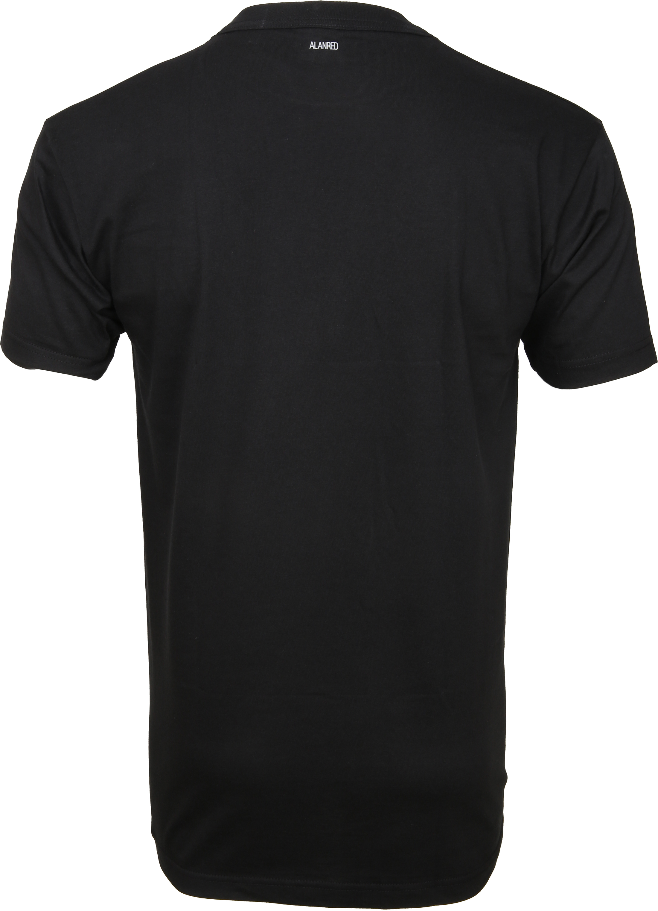 Alan Red T-shirt Virginia O-Neck Black 2-Pack photo 1