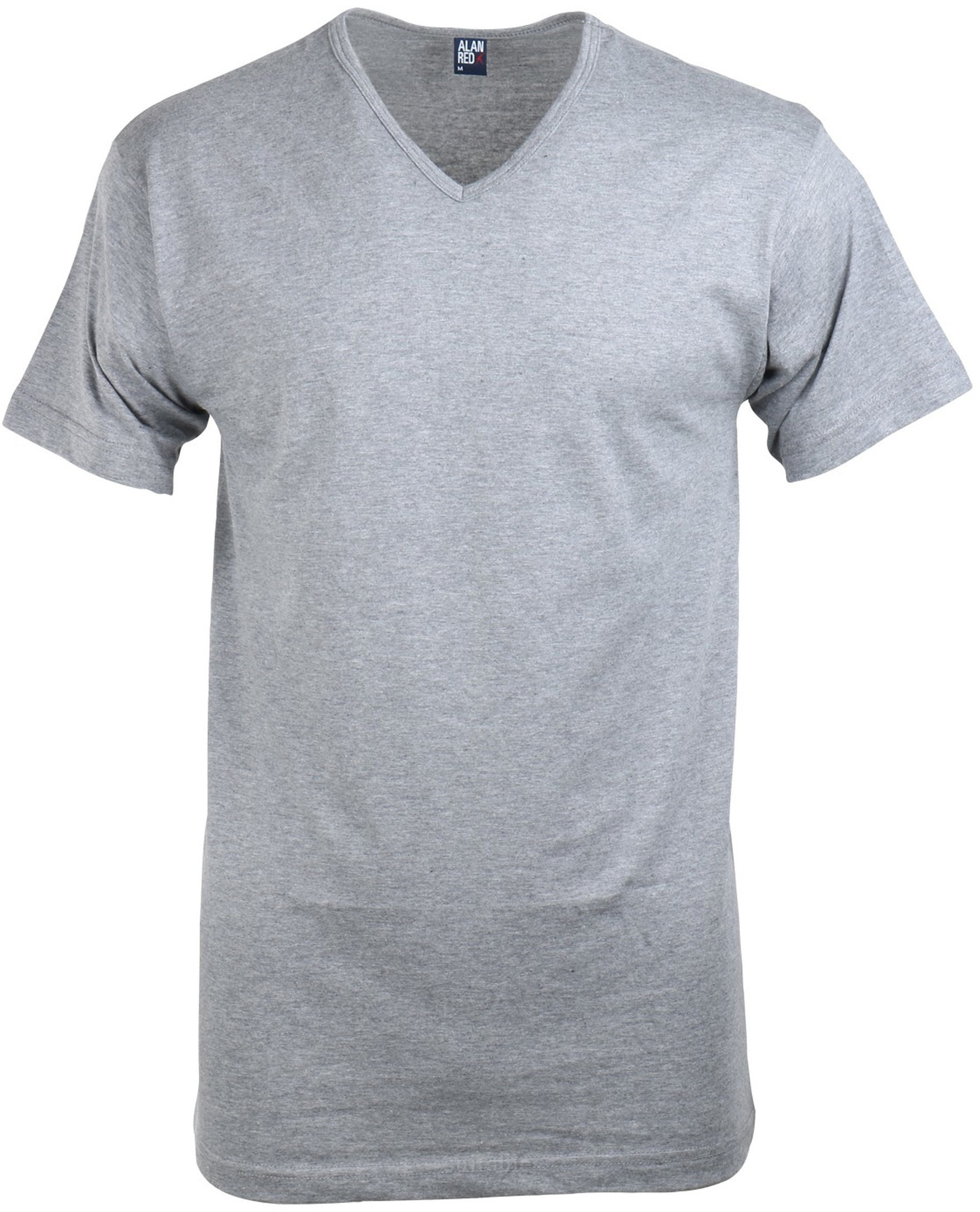 Alan Red Vermont T-shirt V-Neck Mouse 1-Pack foto 0