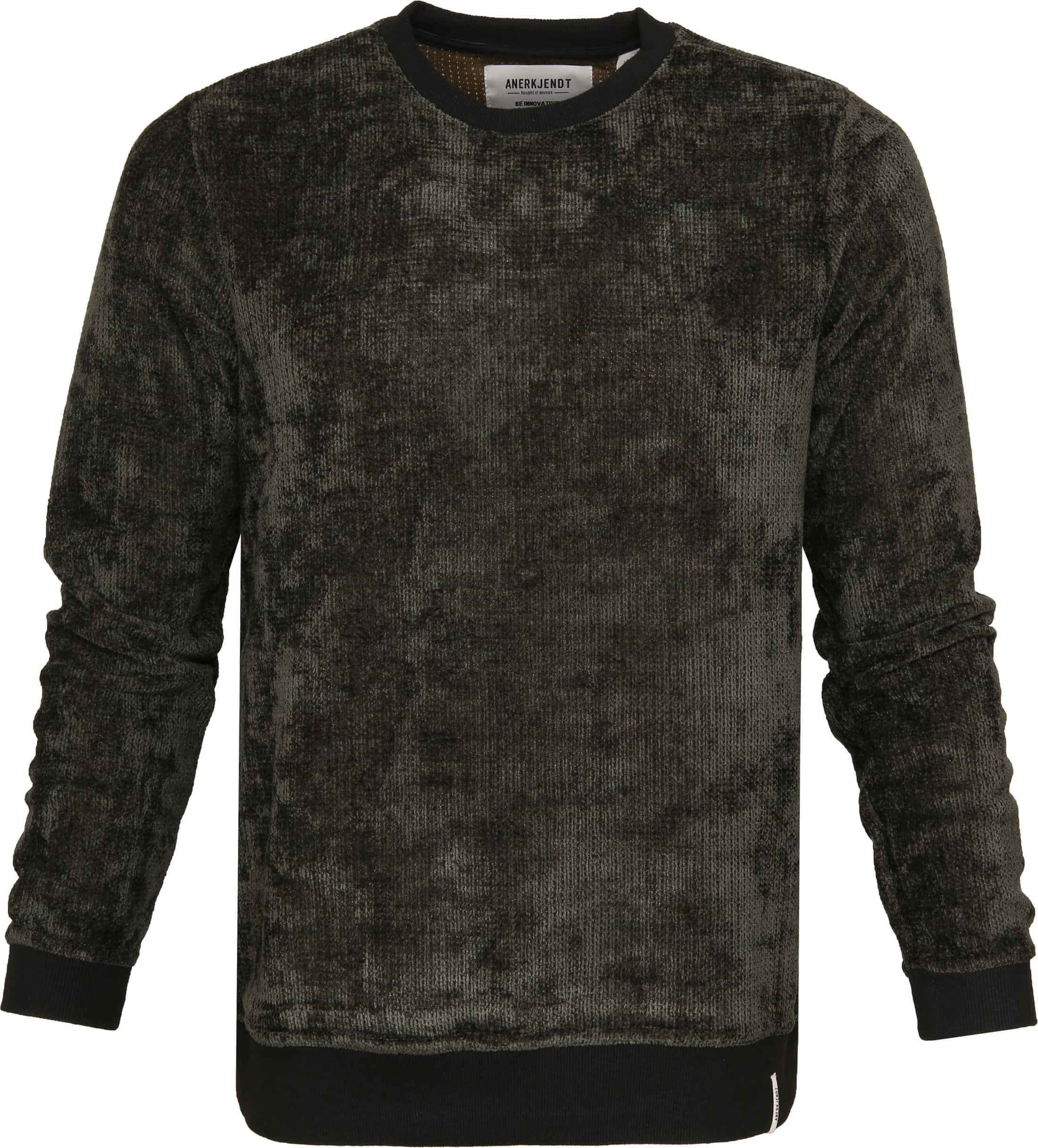 Anerkjendt Akalex Sweater Dark Green foto 0