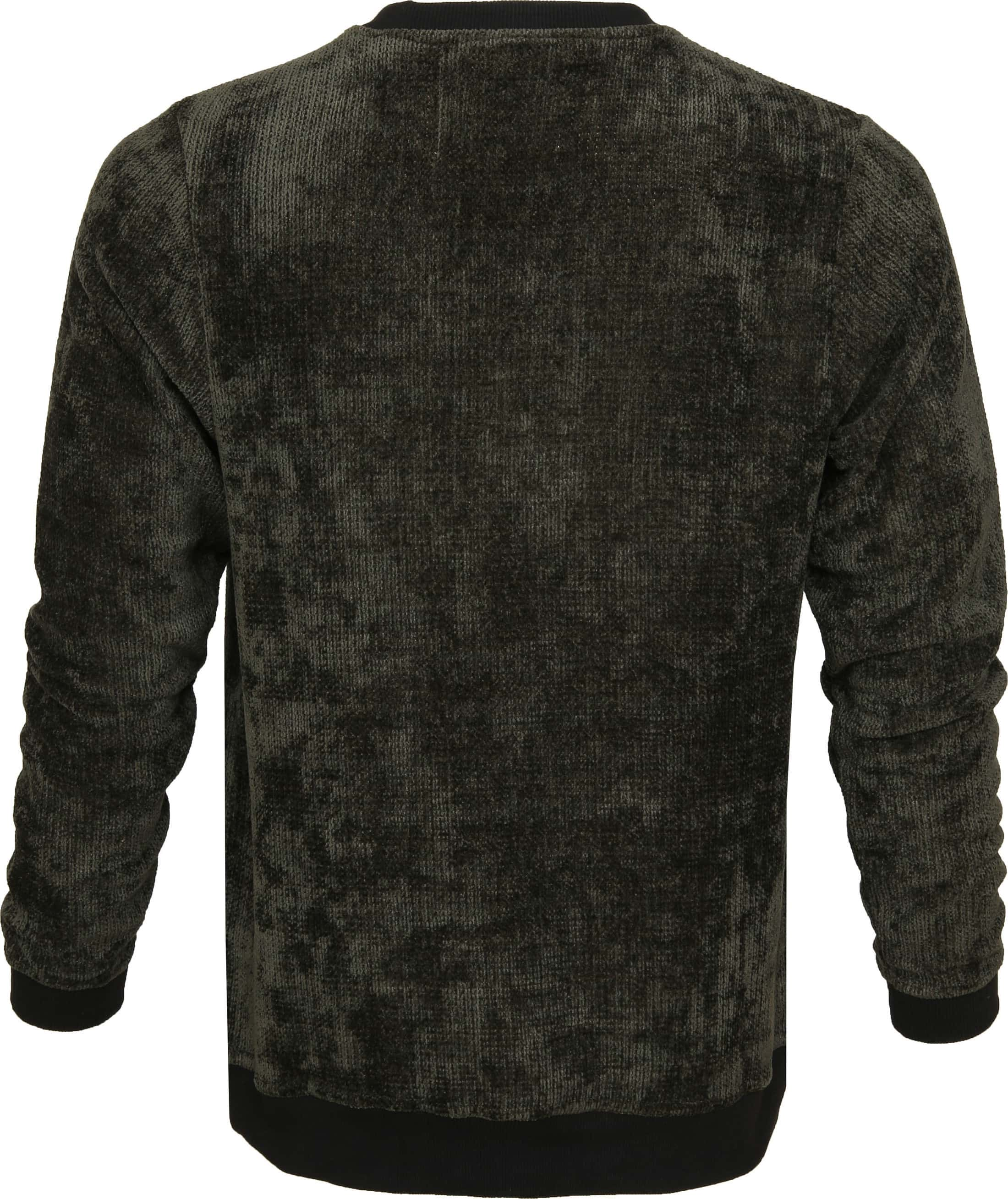 Anerkjendt Akalex Sweater Dunkelgrün foto 3