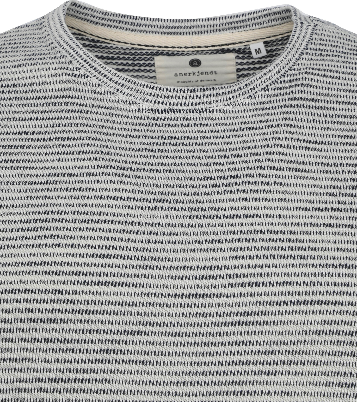 Anerkjendt Aksail Sweater Off-White