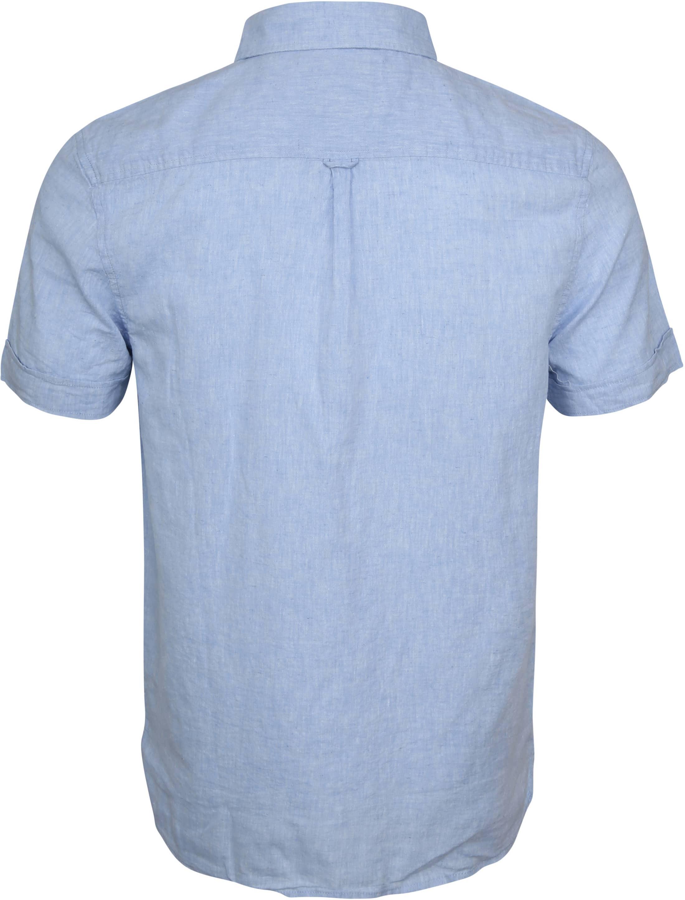 Anerkjendt Overhemd Kody Forget Blue foto 4