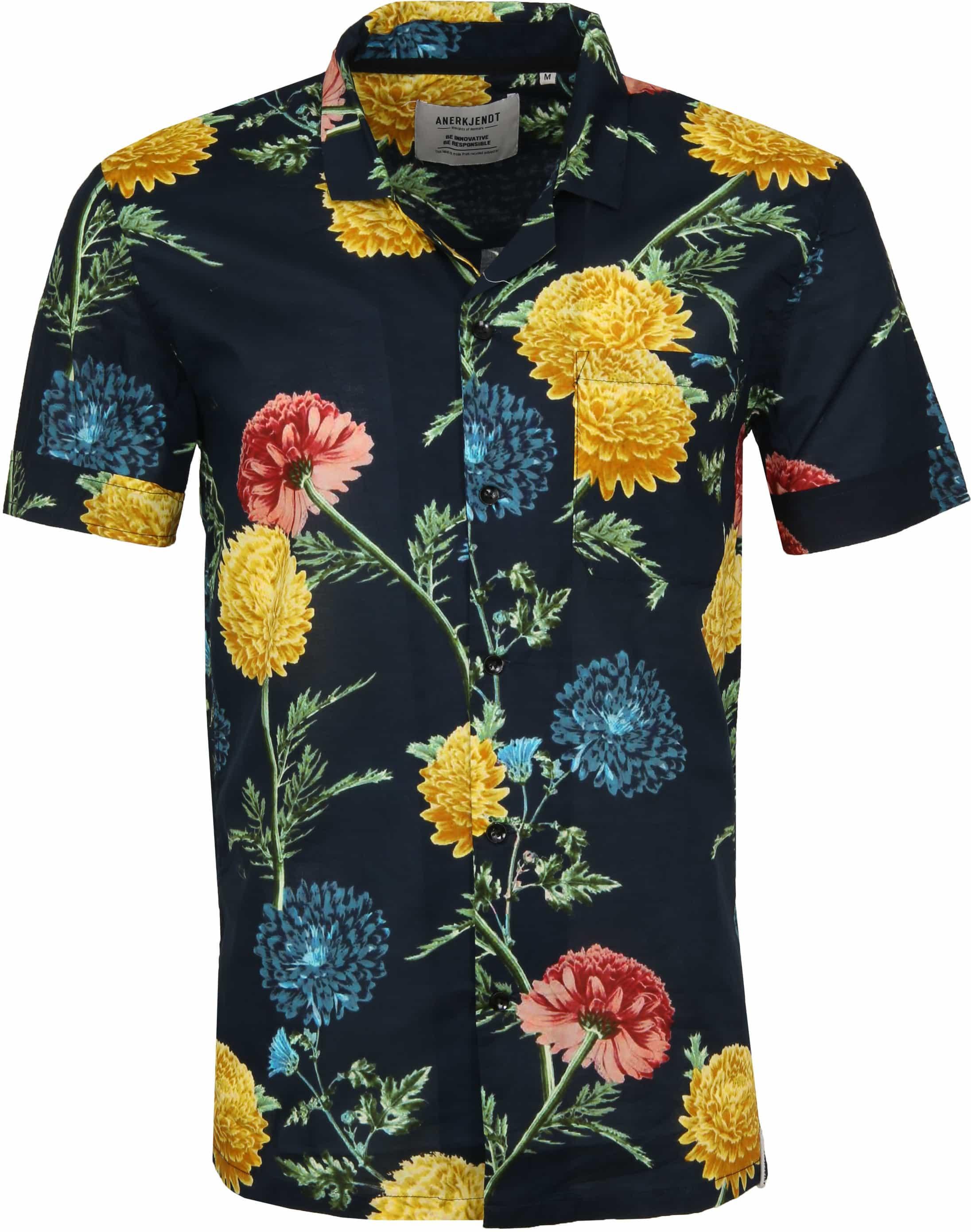 Anerkjendt Overhemd Leo Bloemen foto 0