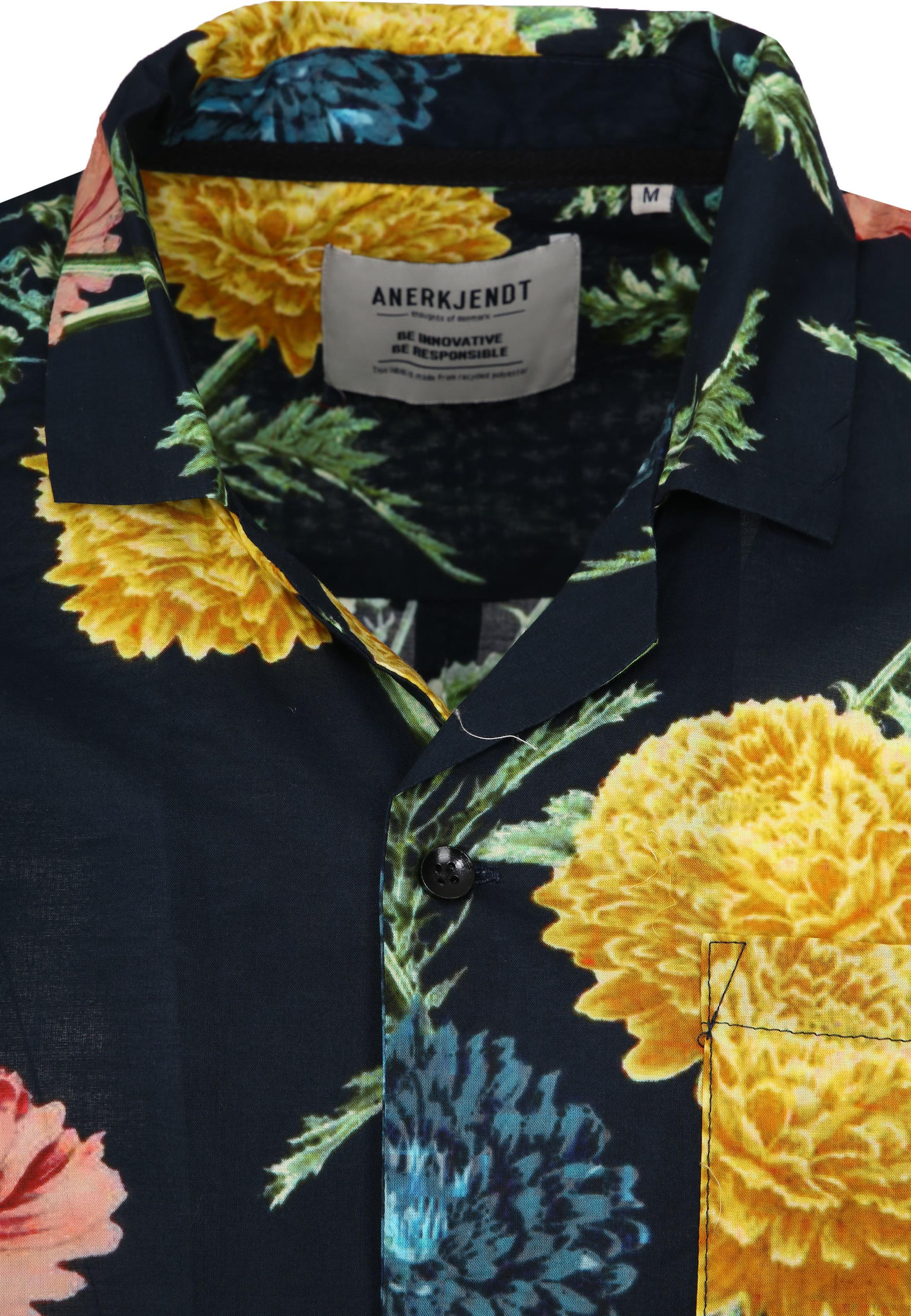 Anerkjendt Overhemd Leo Bloemen foto 2