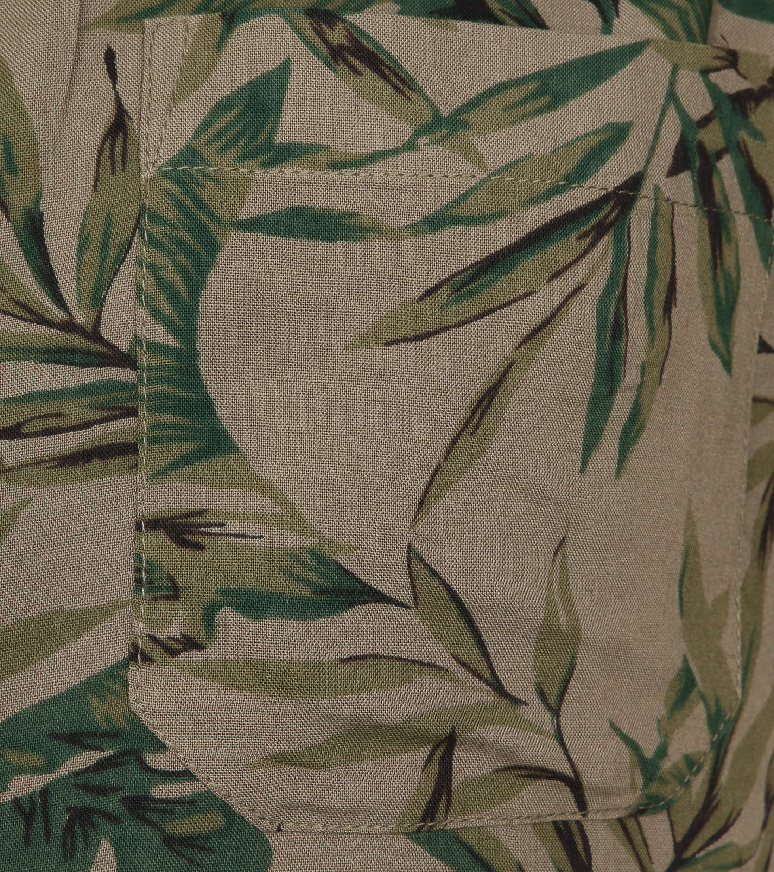 Anerkjendt Shirt Leo Blätter foto 1