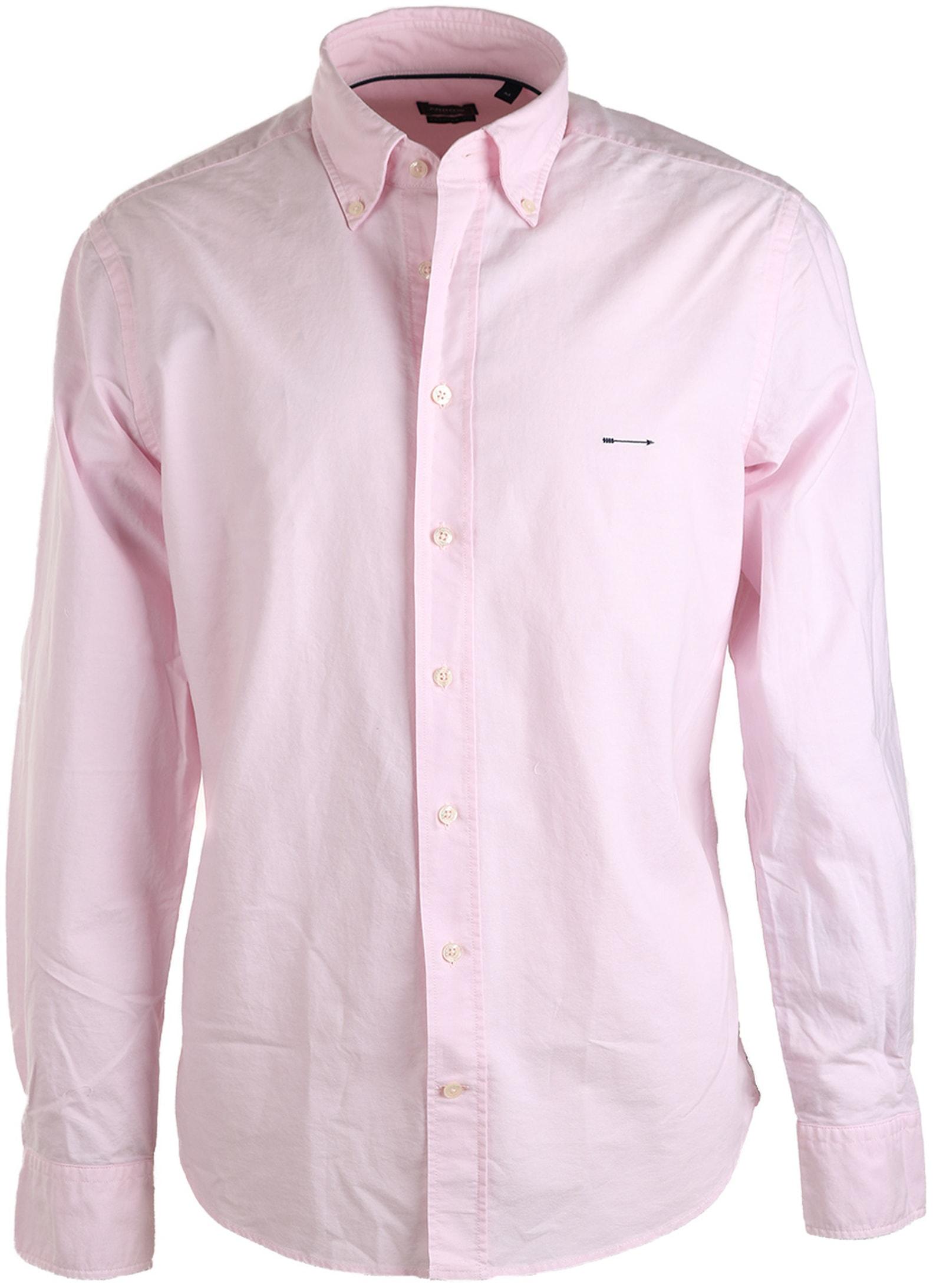 Arrow Overhemd Roze foto 0
