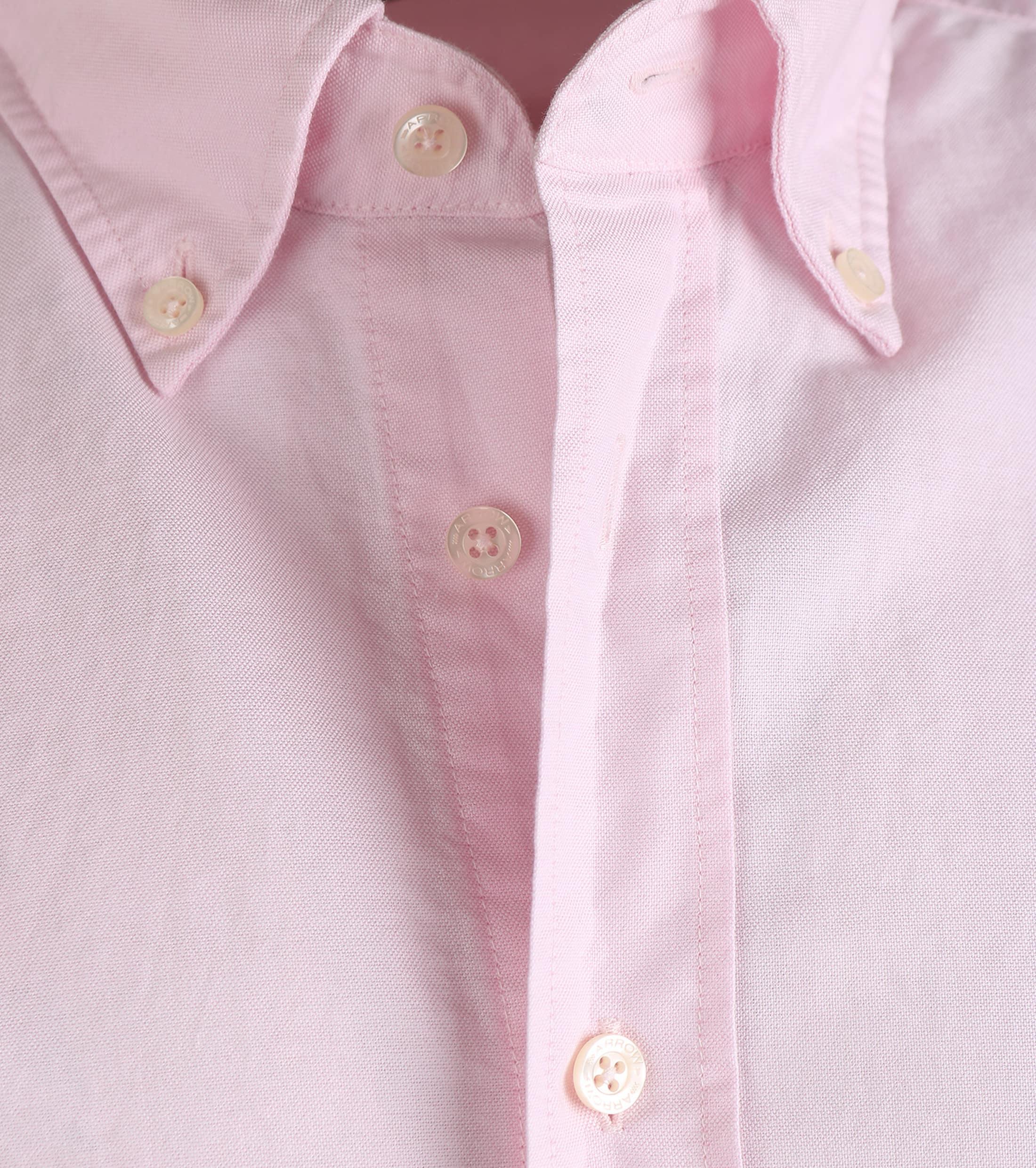 Arrow Overhemd Roze foto 2