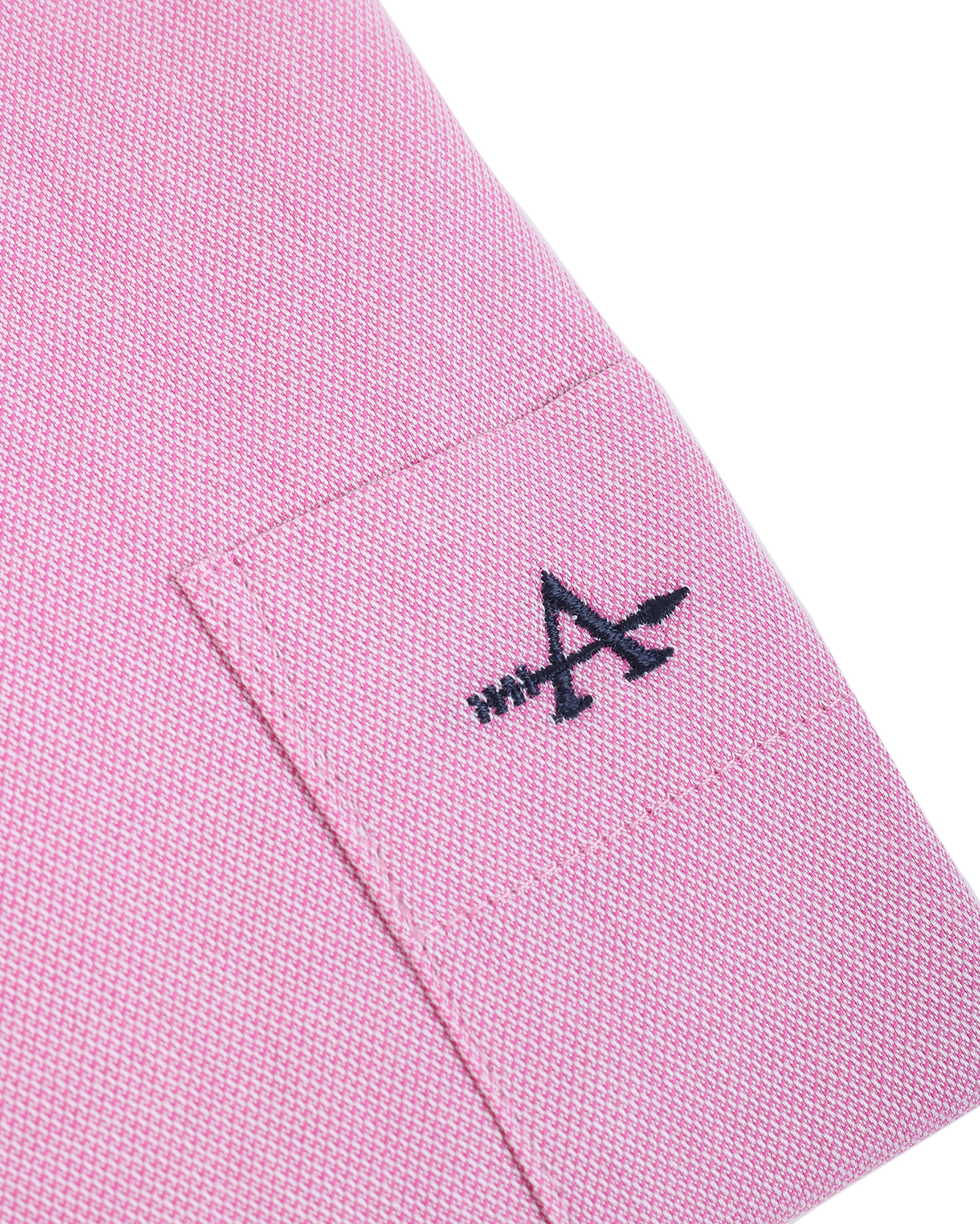 Arrow Shirt Button Down Fuchsia foto 3