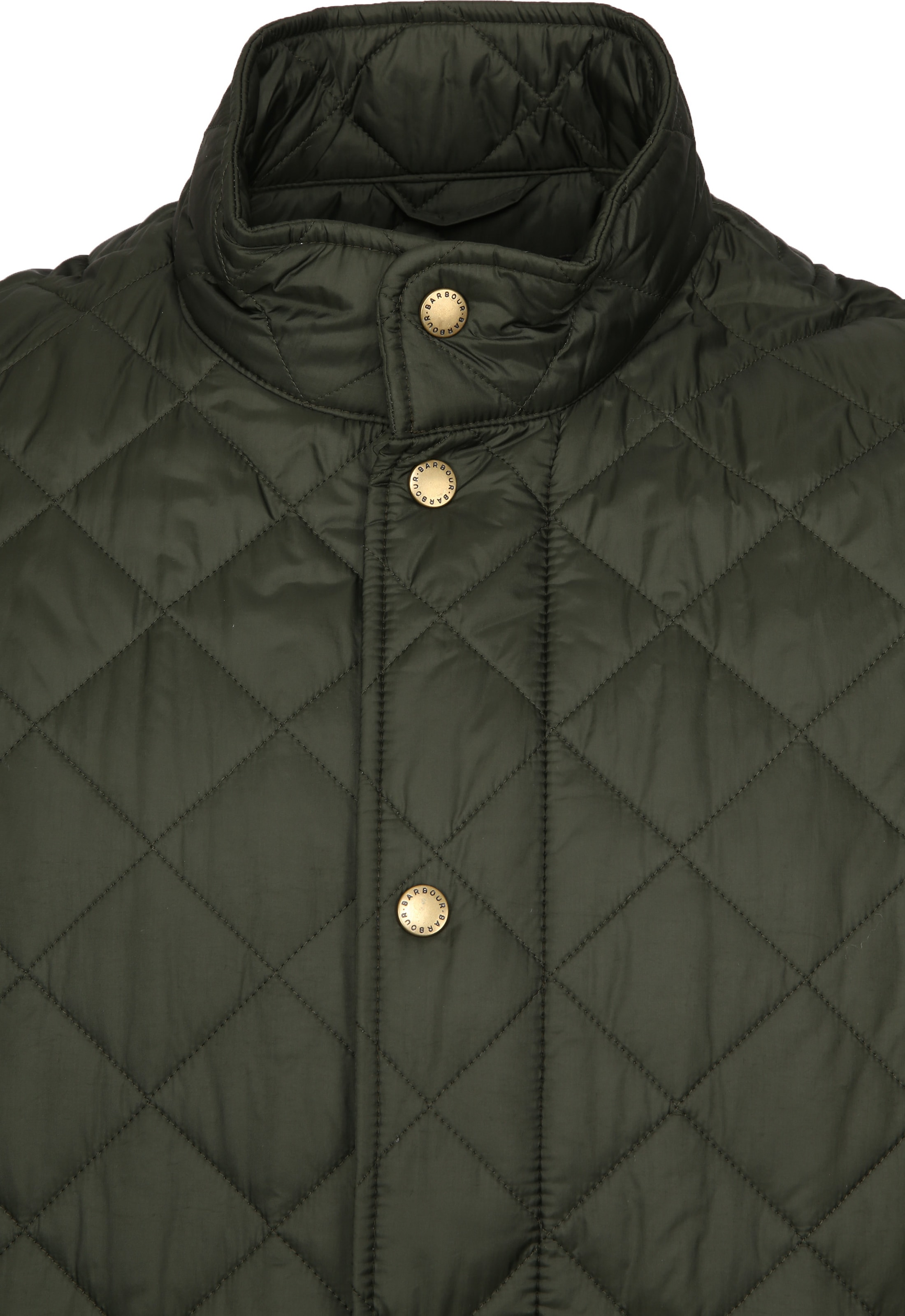 Barbour Chelsea Jack Army Quilted foto 2