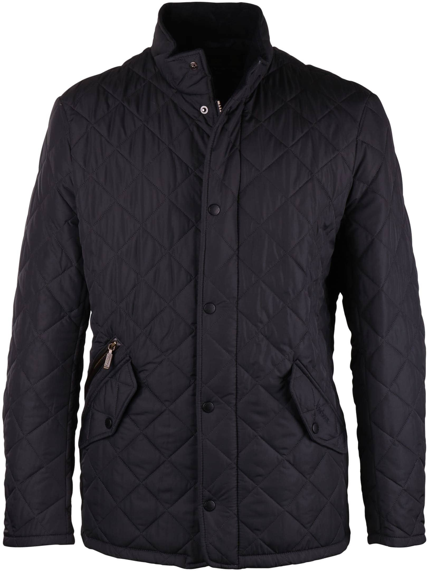 Barbour Chelsea Sportsquilt Jacket Navy MQU0006NY51 Chelsea Navy 4573b36329