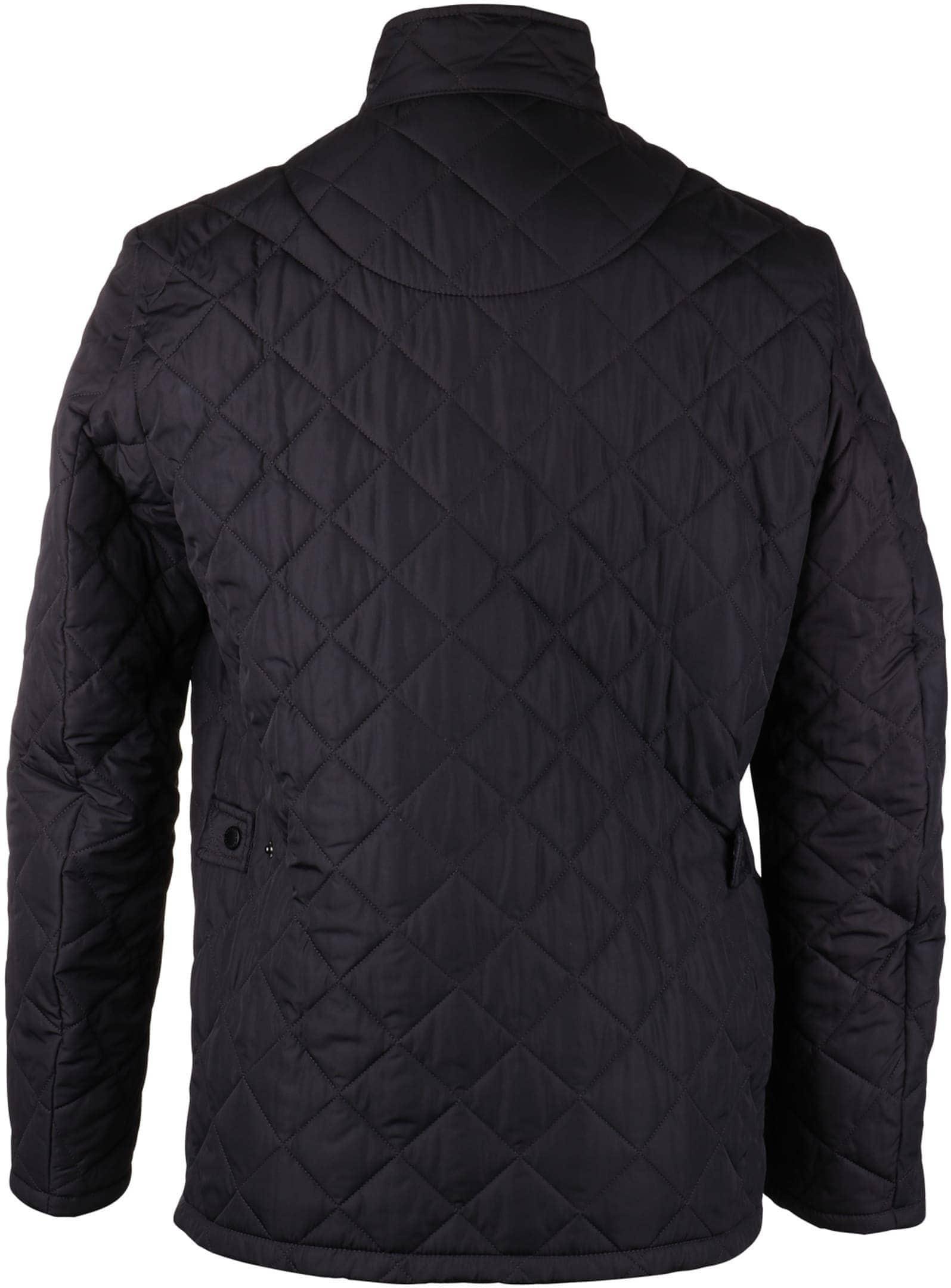 Barbour Chelsea Sportsquilt Jacket Navy foto 1