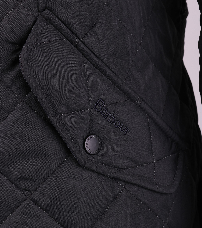 Barbour Chelsea Sportsquilt Jacket Navy foto 3