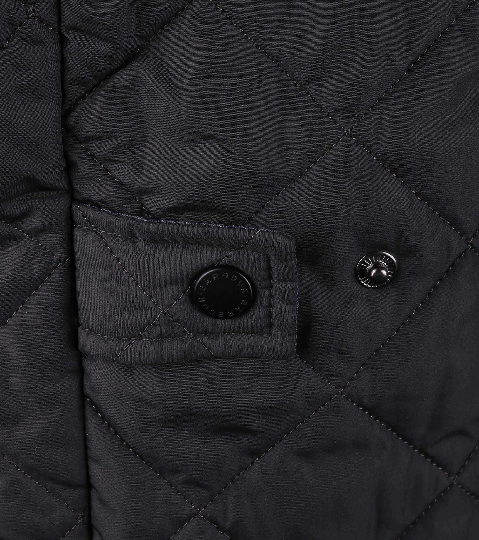 Barbour Chelsea Sportsquilt Jacket Navy foto 6