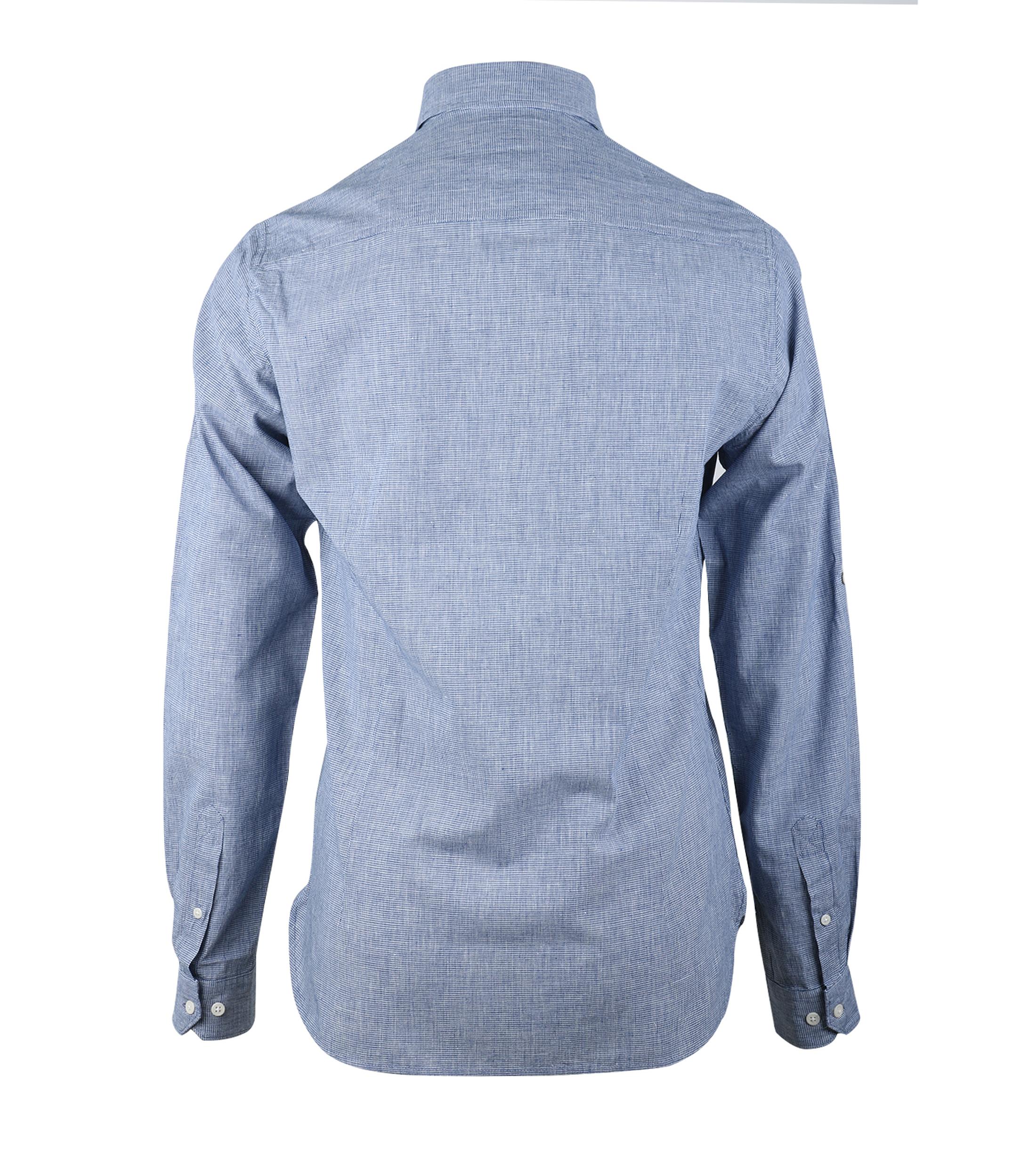 Barbour Drift Shirt Blauw Ruit
