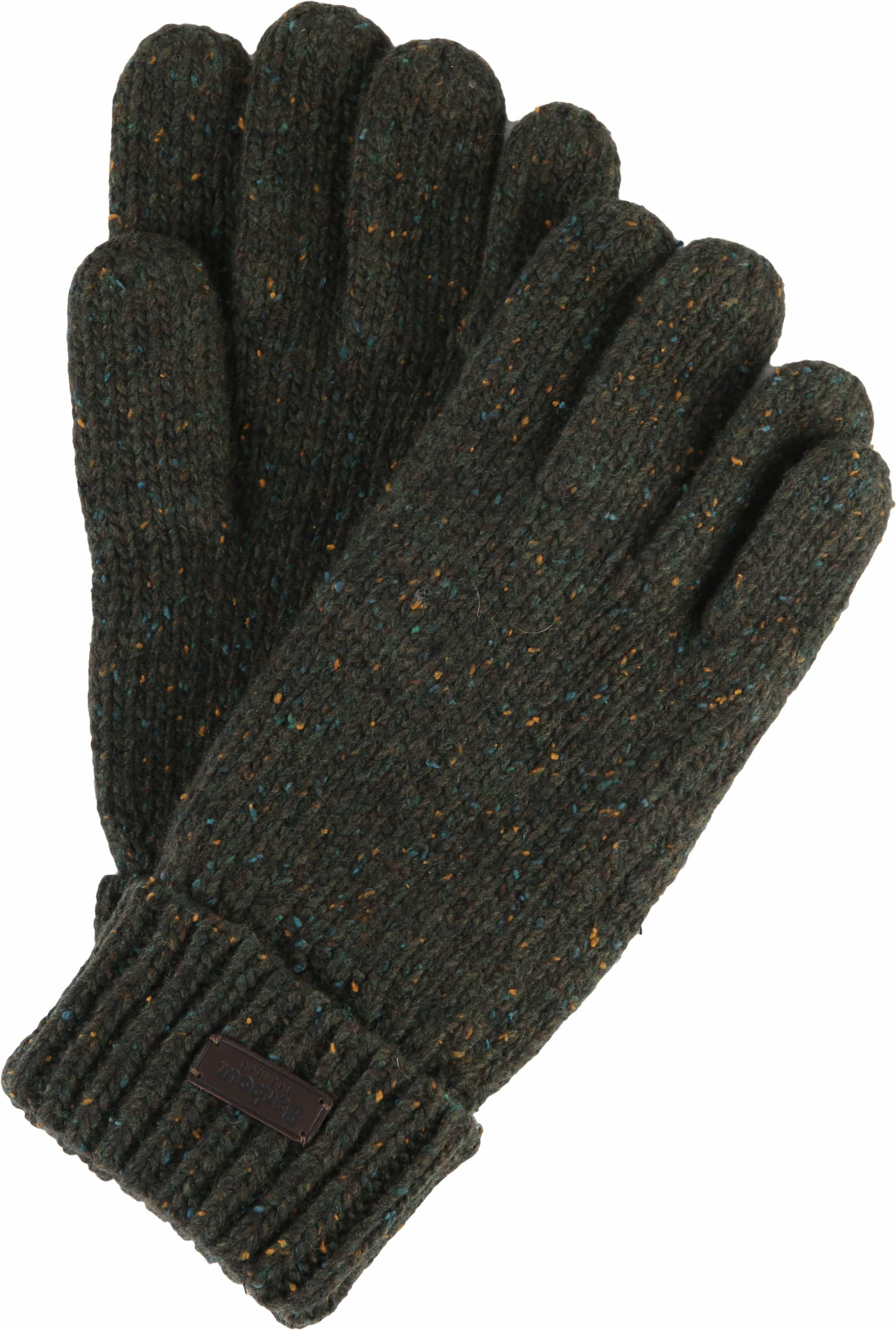 Barbour Gloves Army foto 0