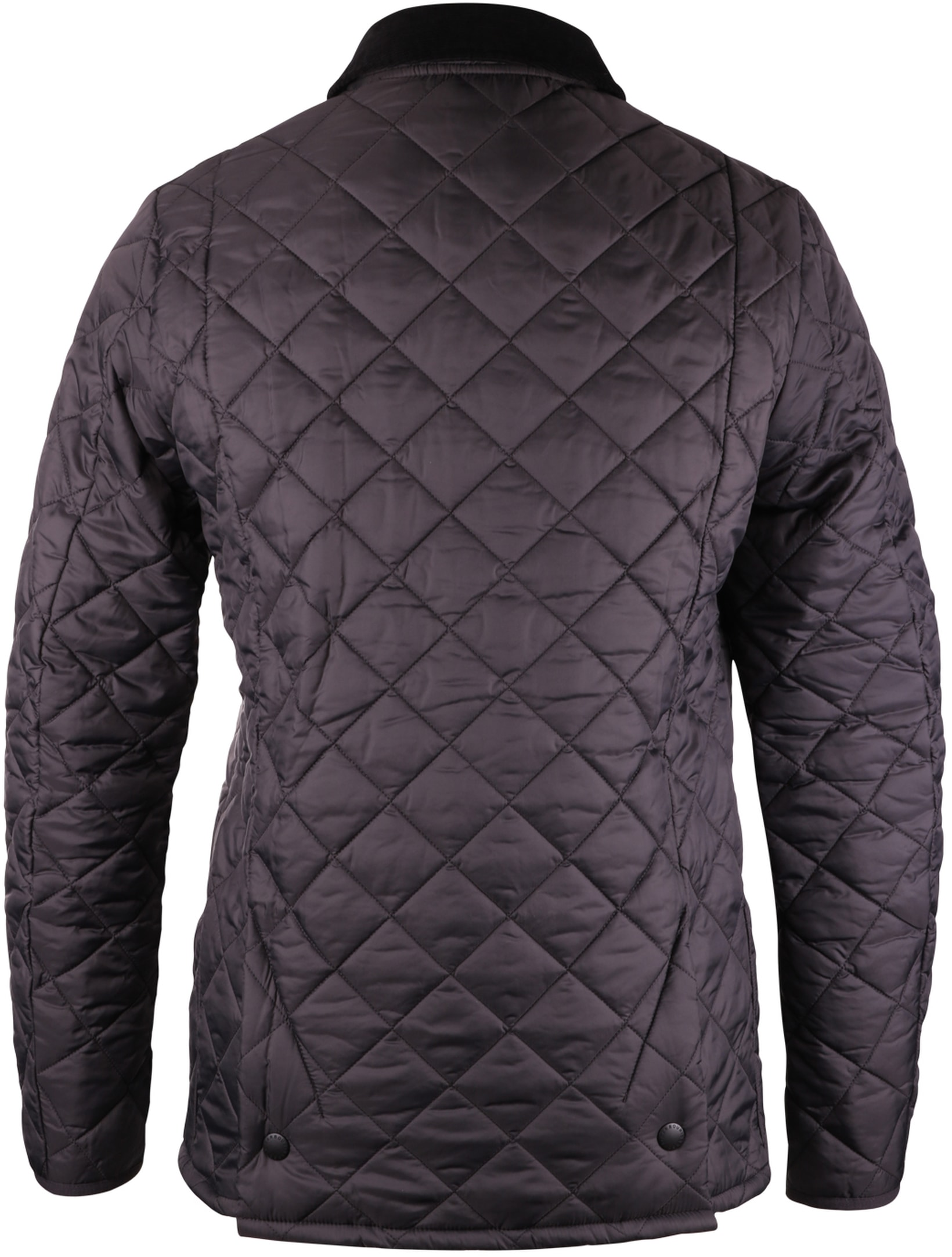 Barbour Heritage Liddesdale Quilt Charcoal foto 1