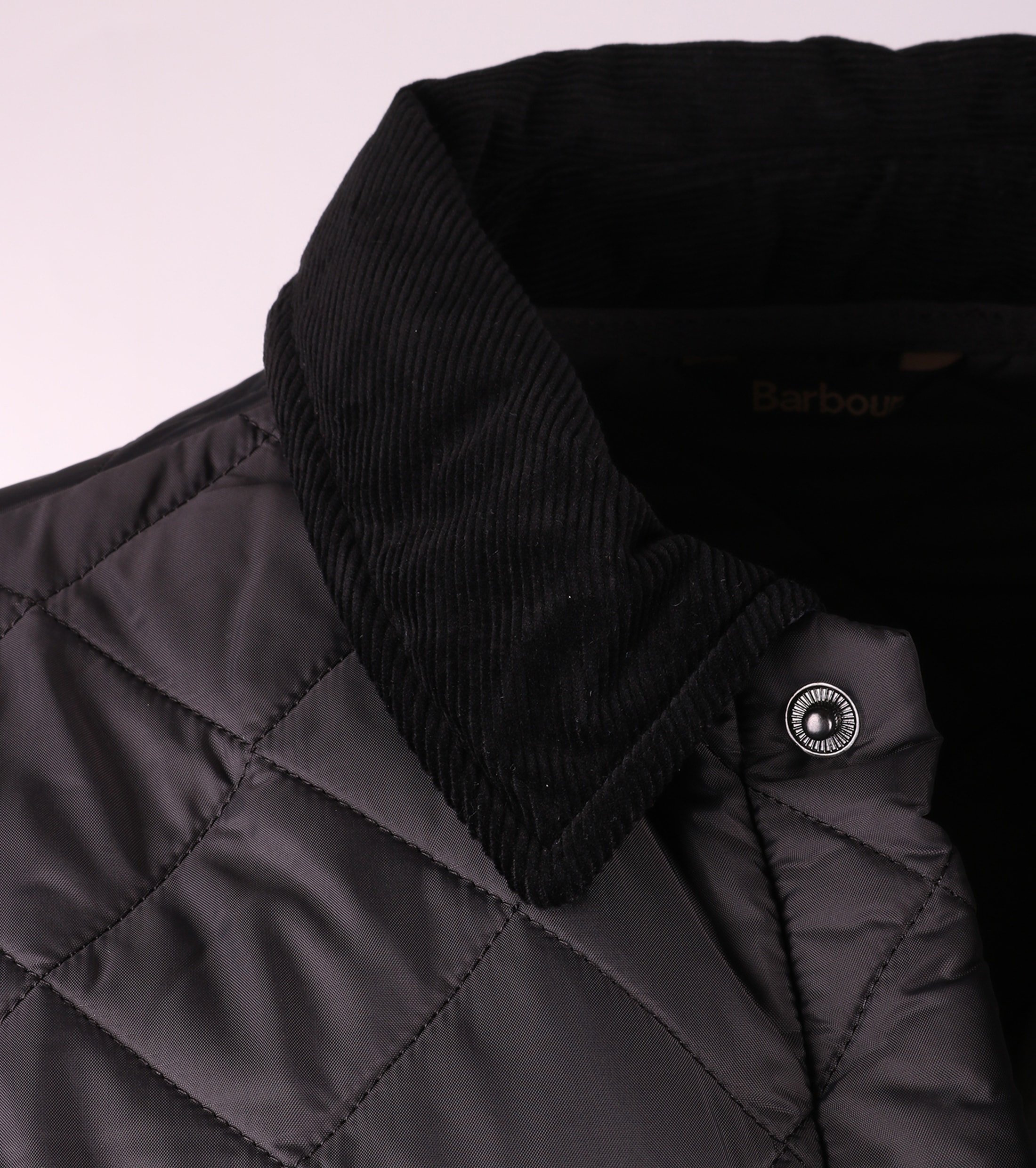 Barbour Heritage Liddesdale Quilt Charcoal foto 2