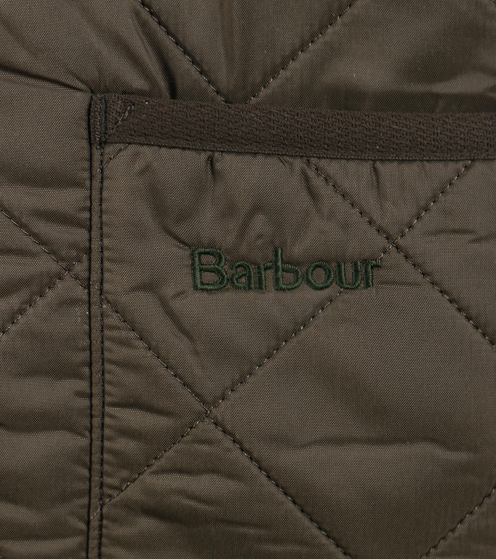 Barbour Innenfutter Polarquilt Grün