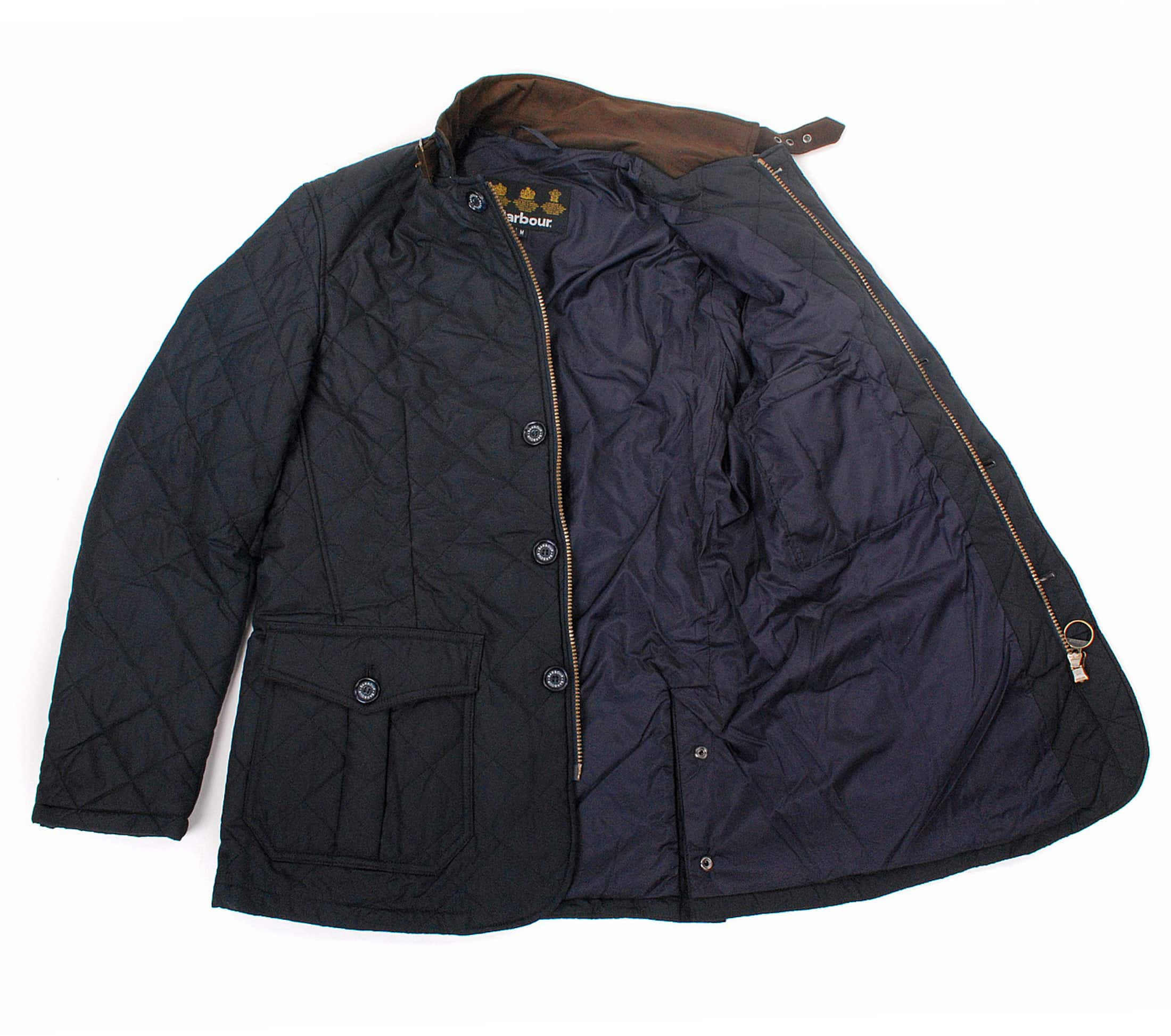 Barbour jacket quilted lutz mqu0508ny71