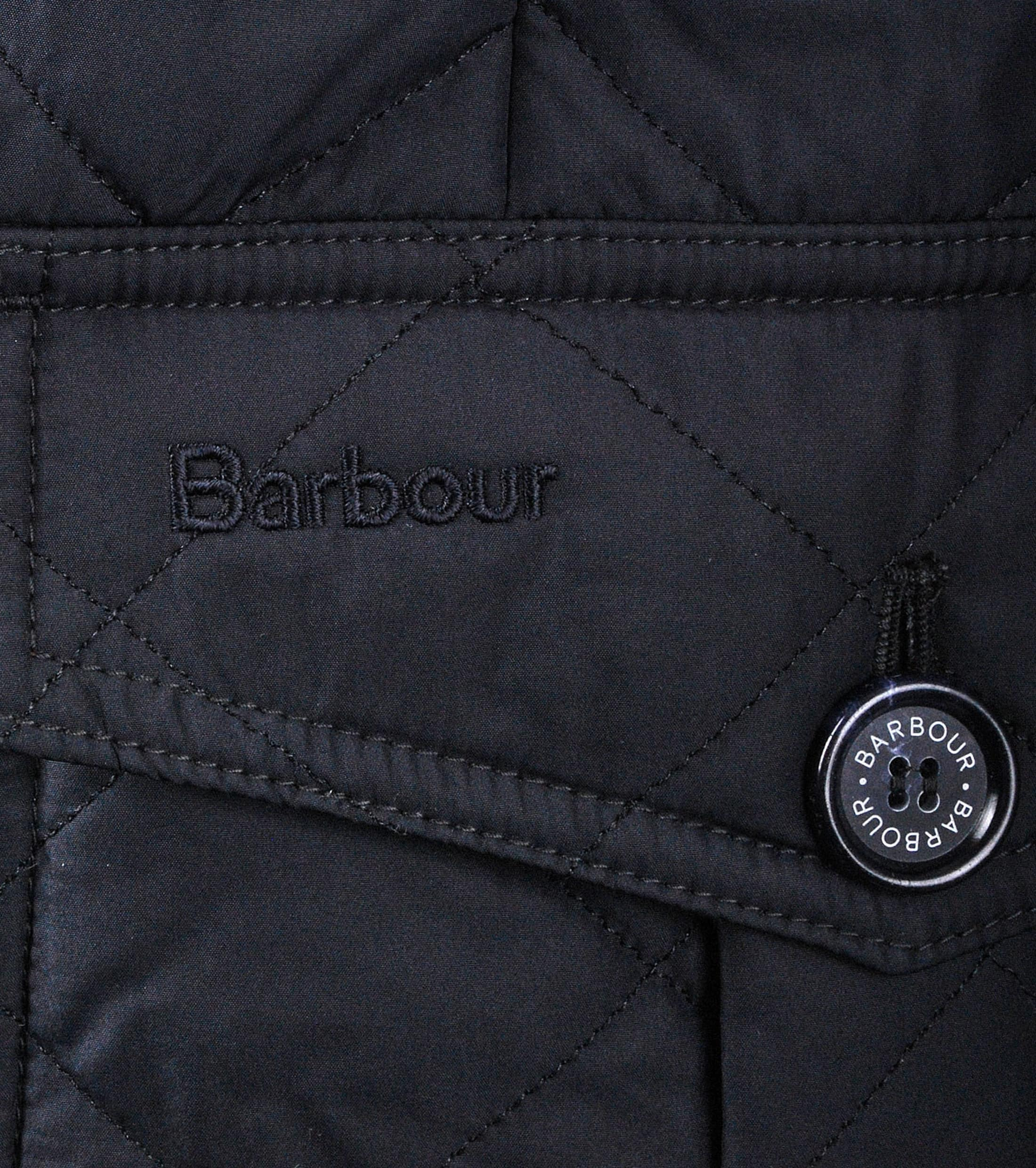 Barbour Jas Quilted Lutz foto 4