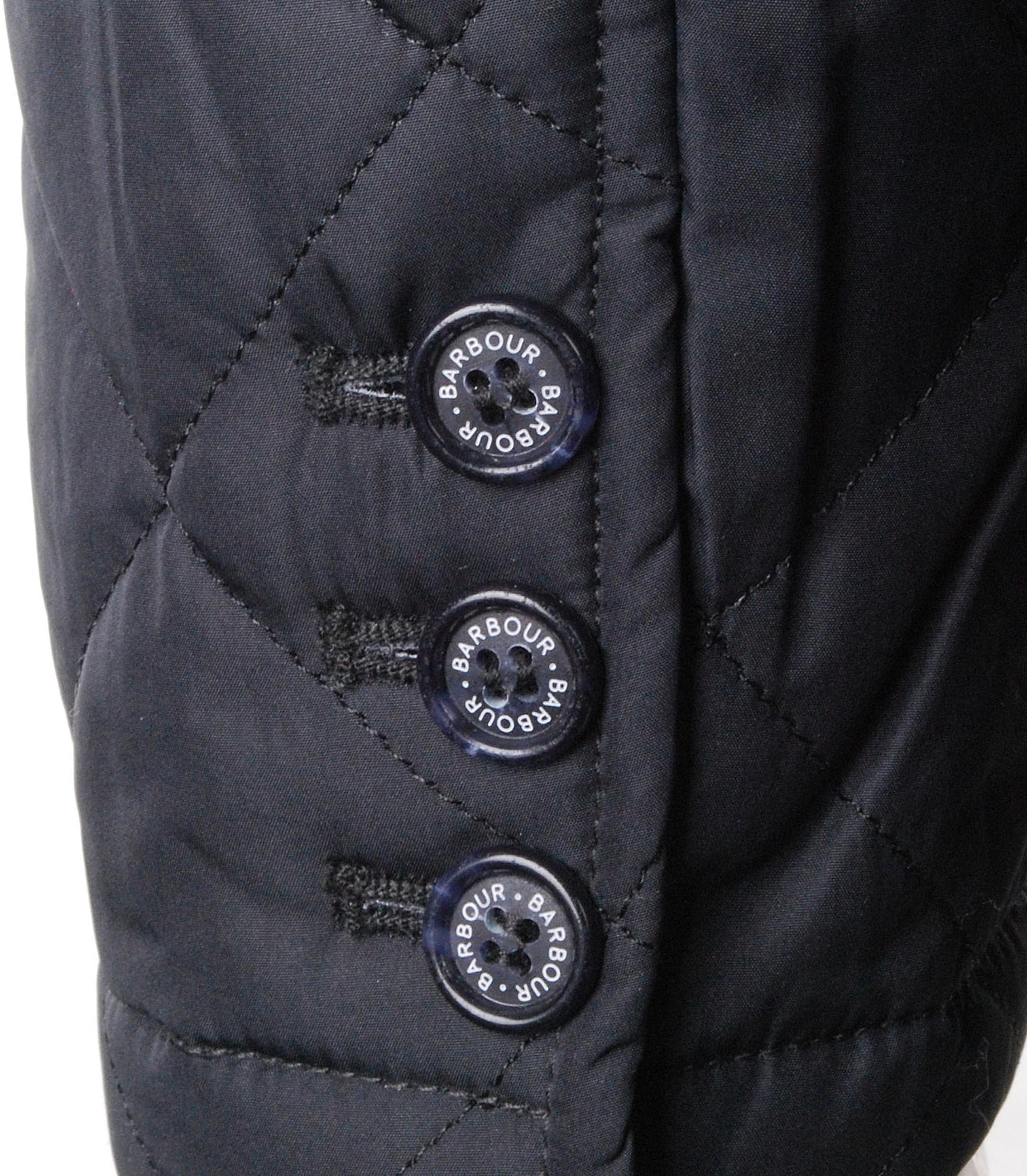 Barbour Jas Quilted Lutz foto 5