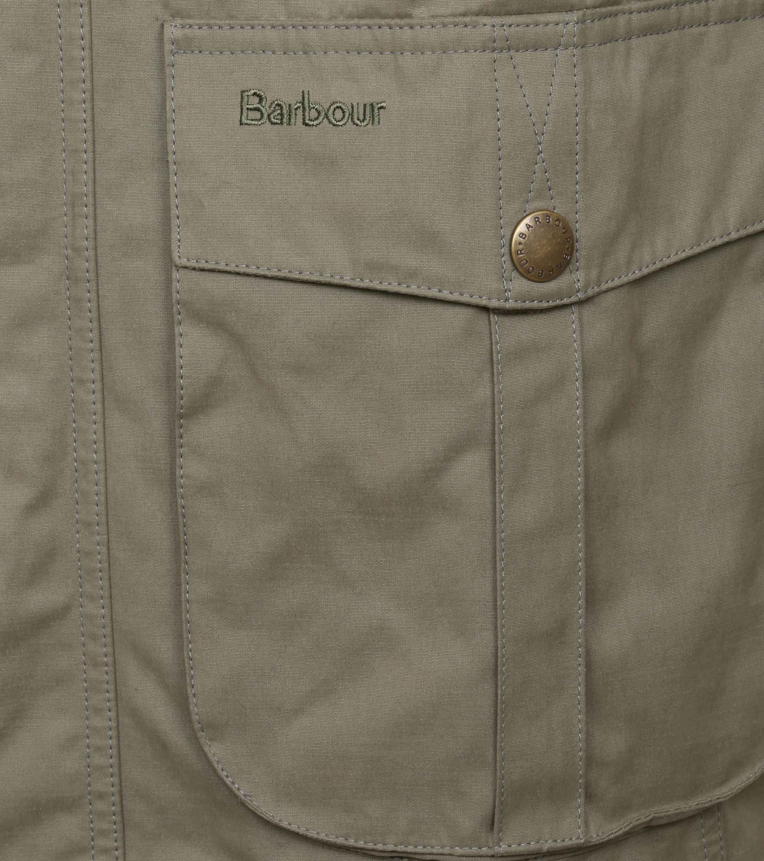 Barbour Jas Sanderling Groen