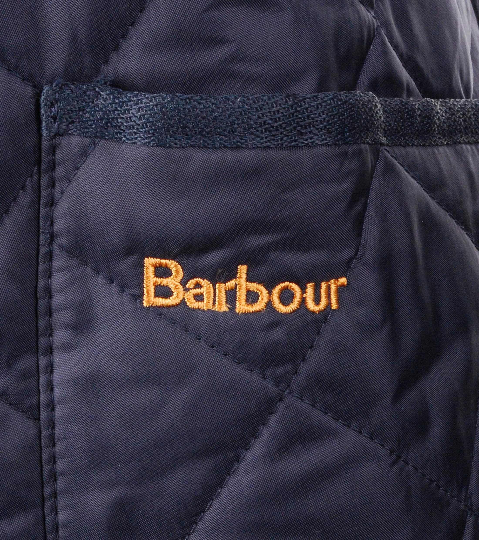 Barbour Liddesdale Heritage Navy foto 2