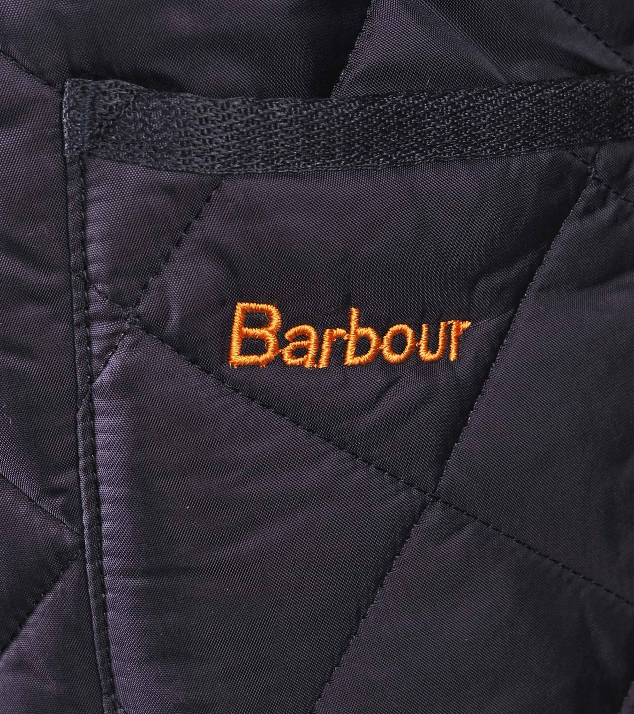Barbour Liddesdale Jacket Navy foto 1