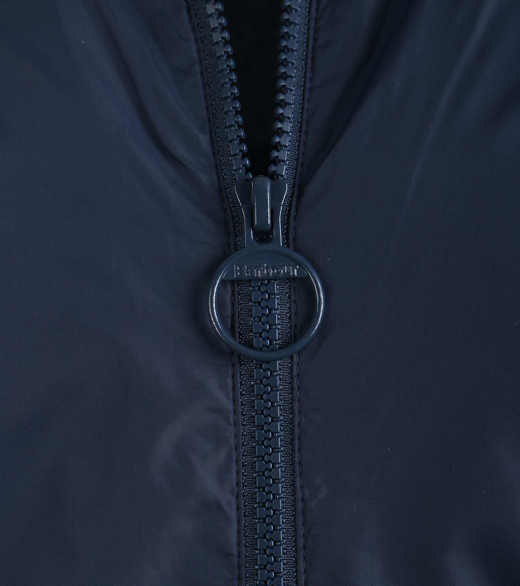 Barbour Lundy Jacket Navy foto 2
