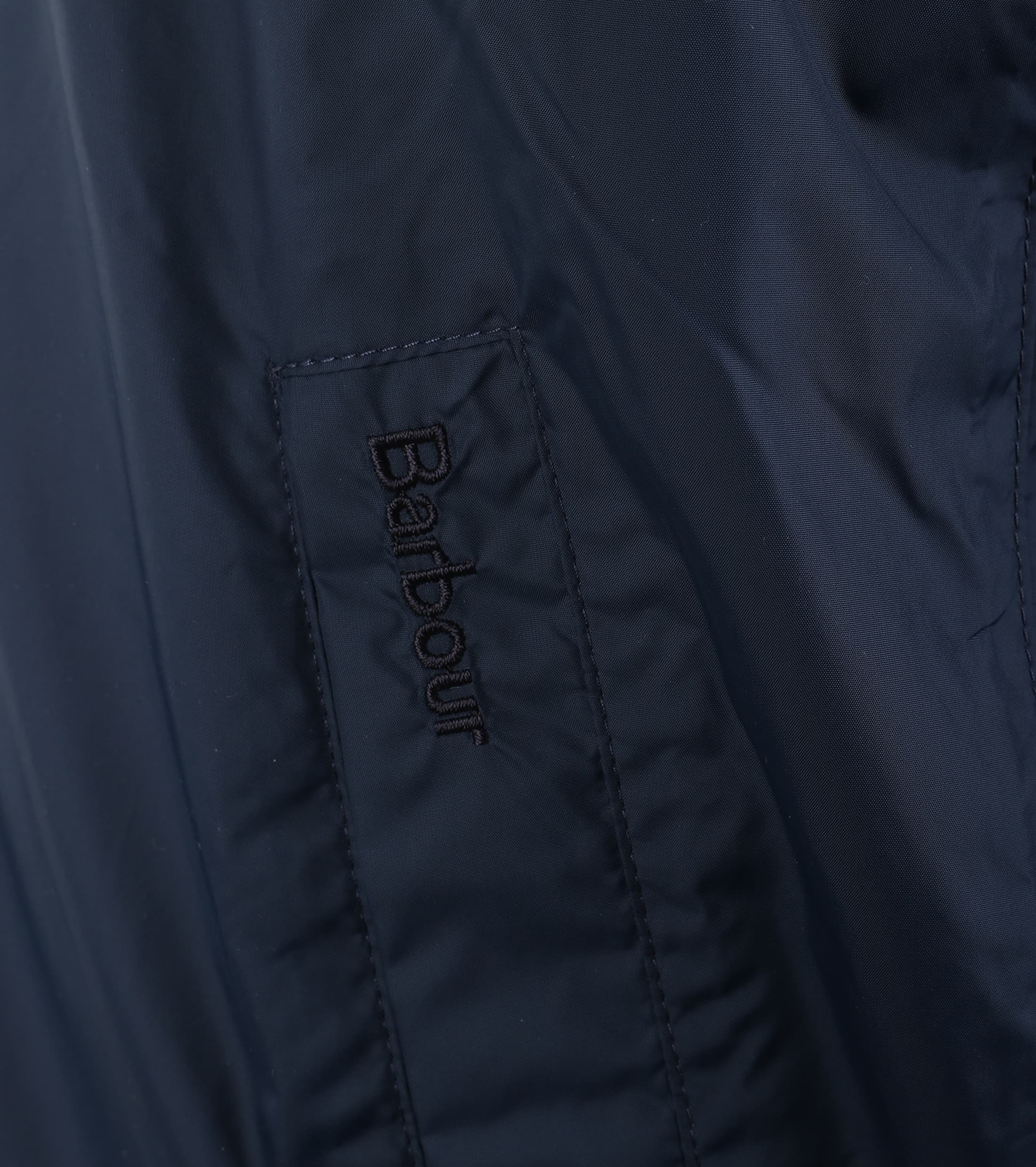 Barbour Lundy Zomerjas Donkerblauw foto 3