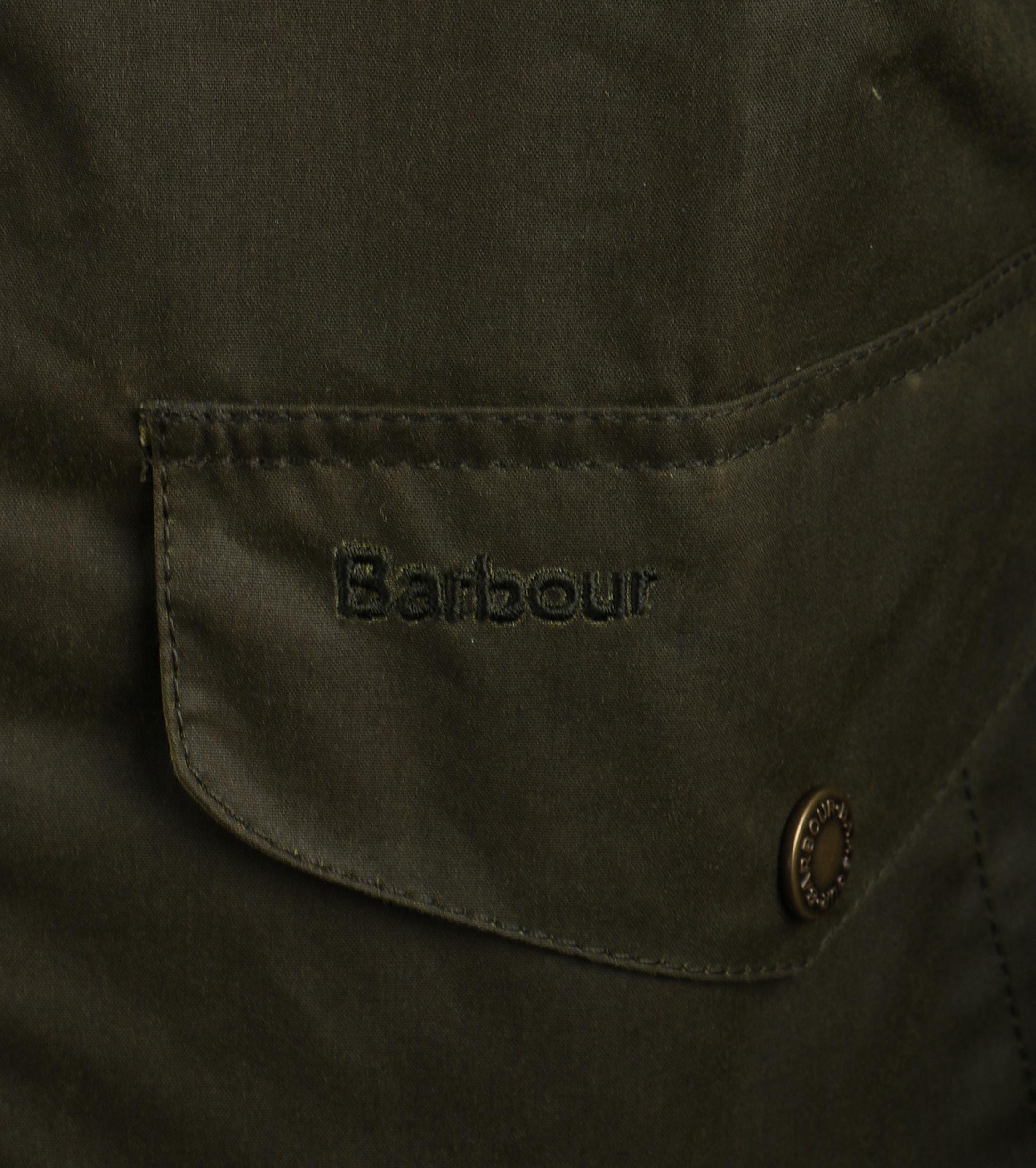 Barbour Orkney Waxjas foto 3