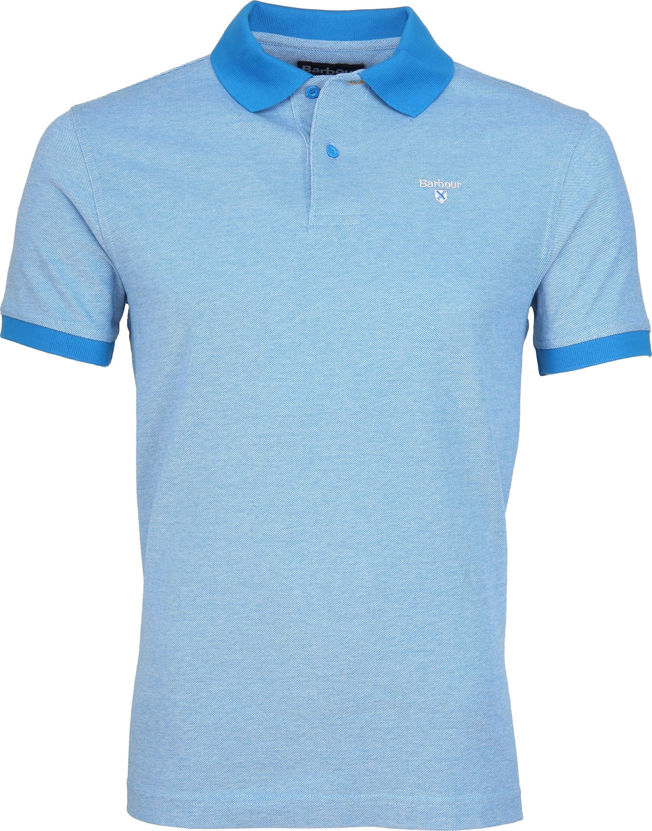 Barbour Polo French Blue foto 0