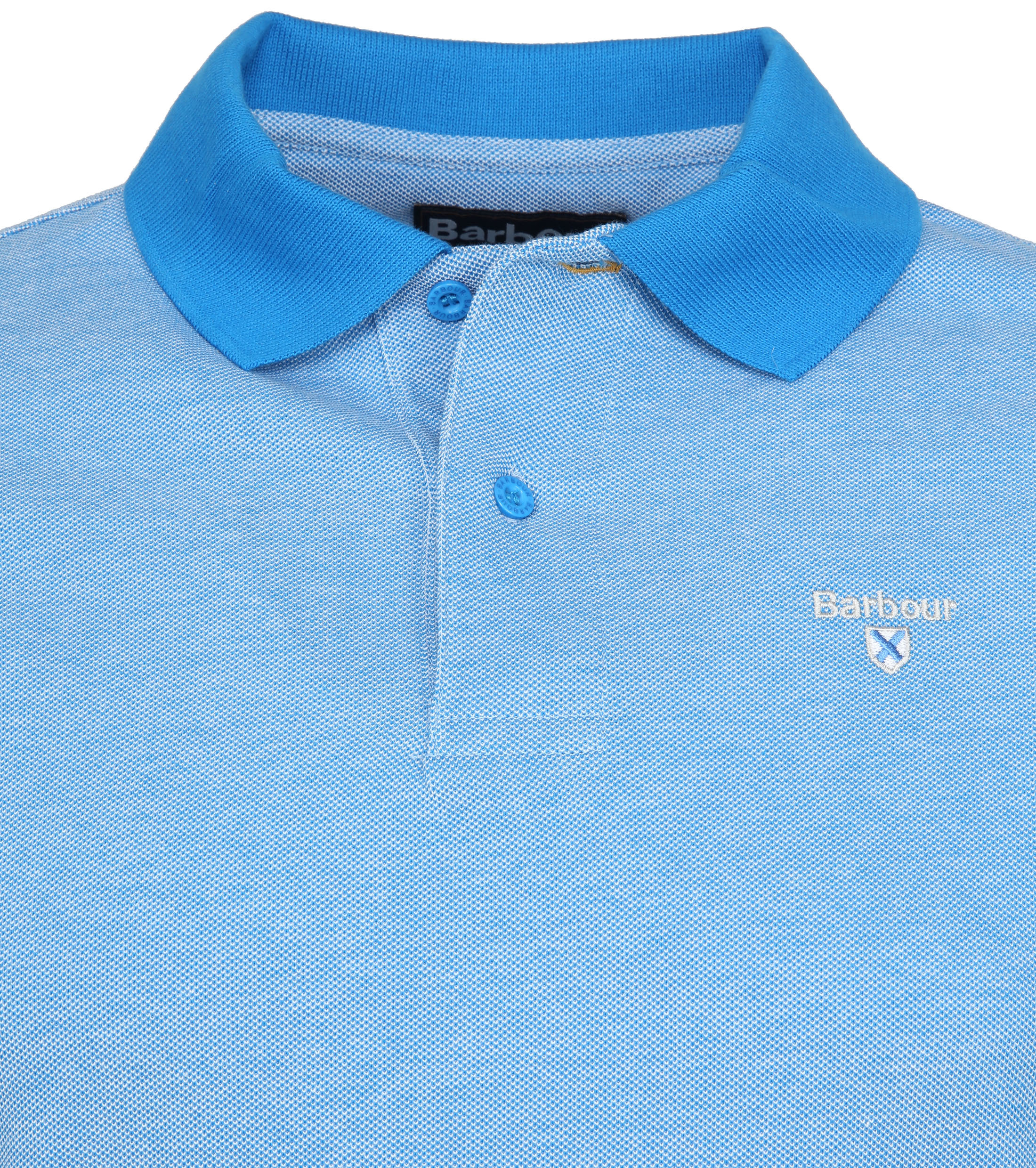 Barbour Polo French Blue foto 1