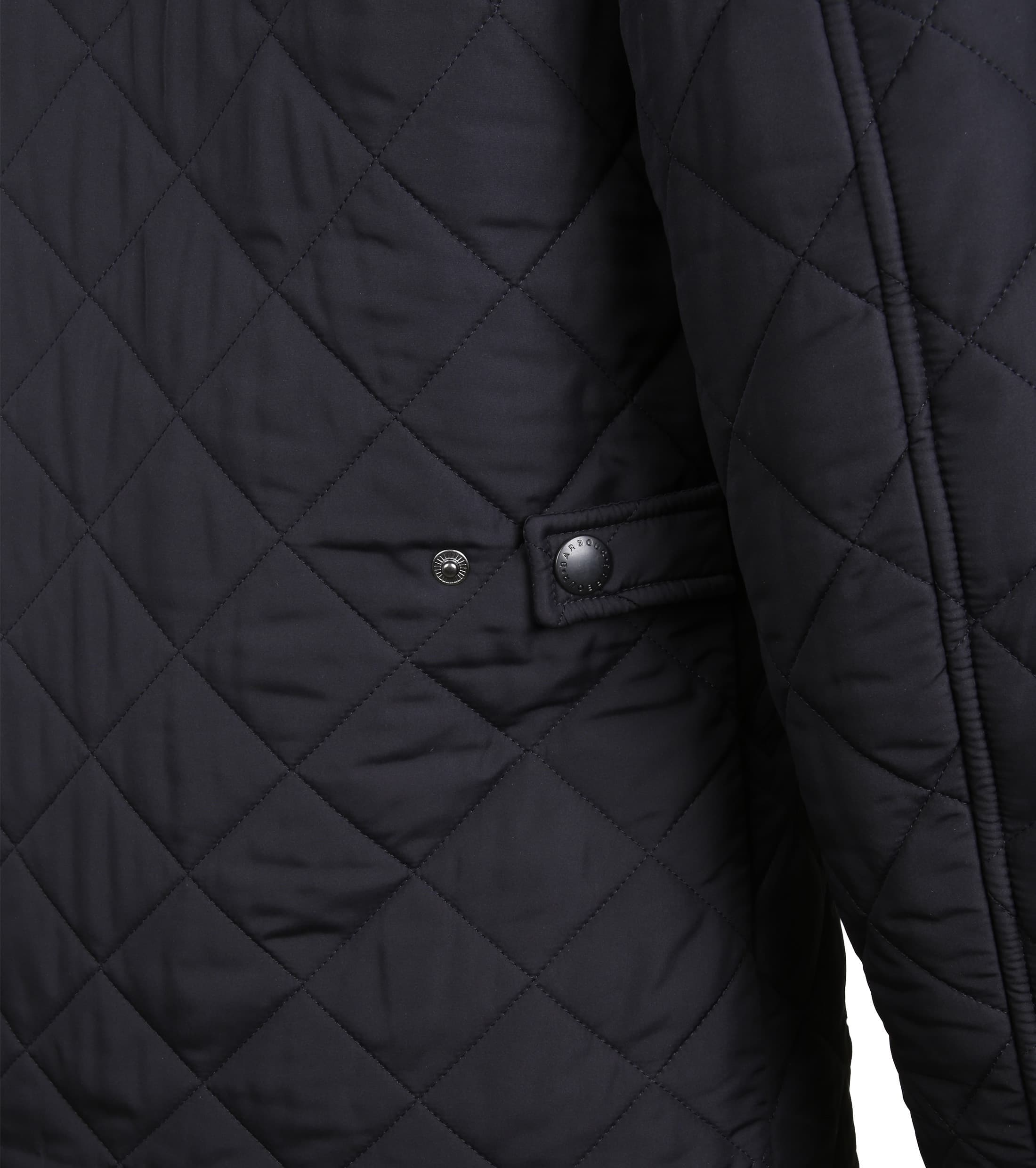 Barbour Powell Jack Navy foto 4