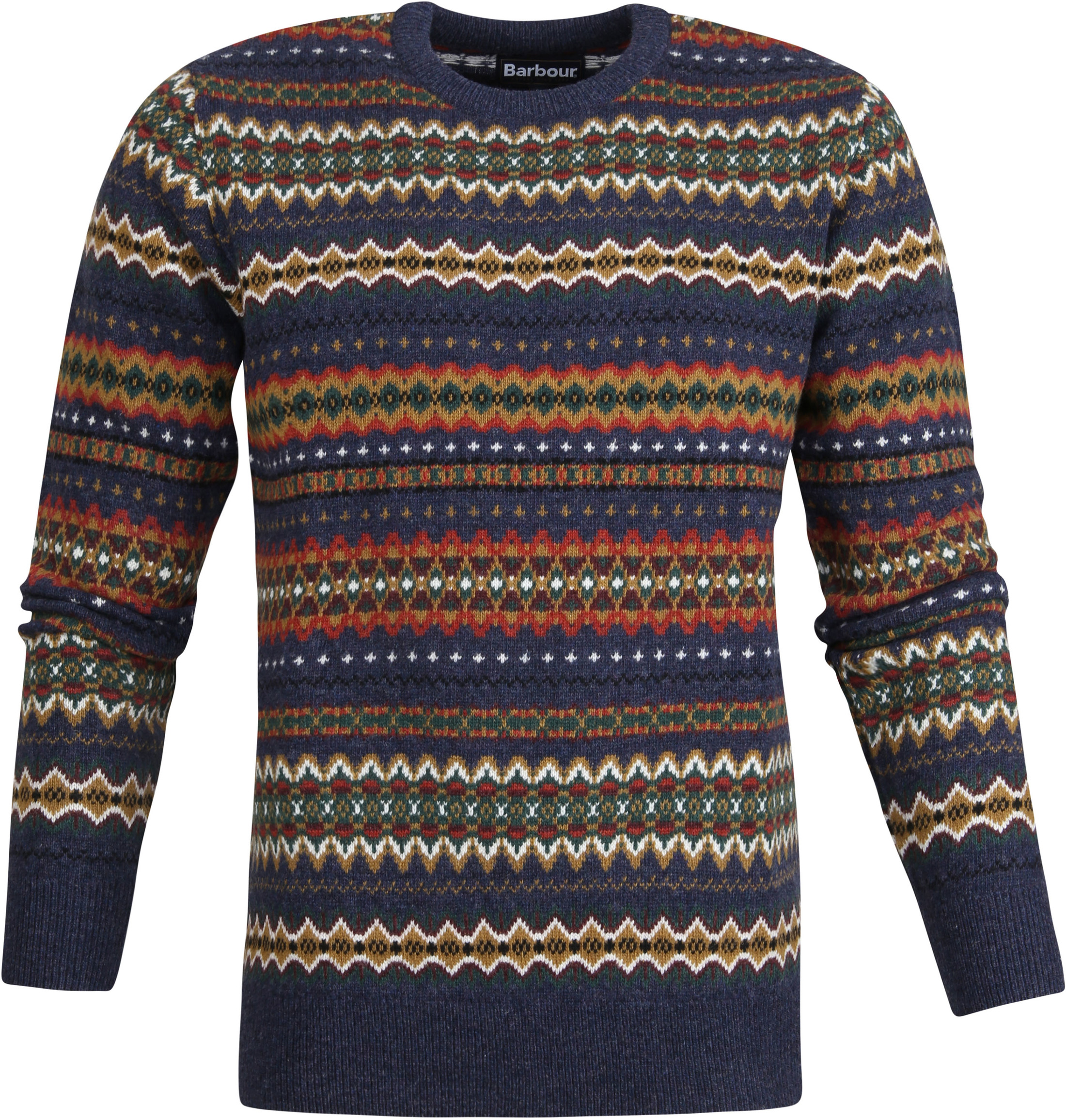 pretty nice 28eff 05290 Barbour Pullover Wolle Dessin