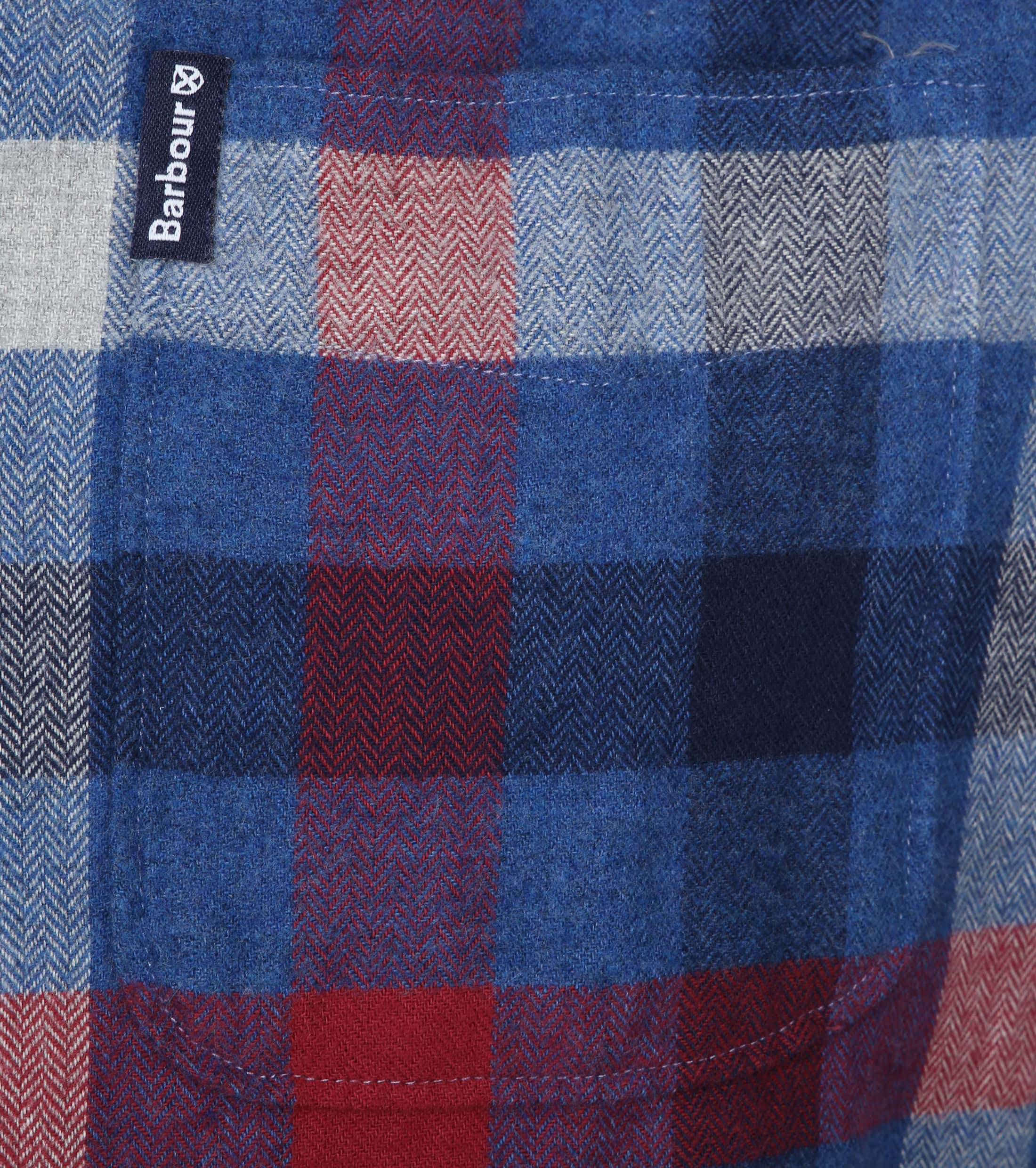 Barbour Shirt Country Check foto 2