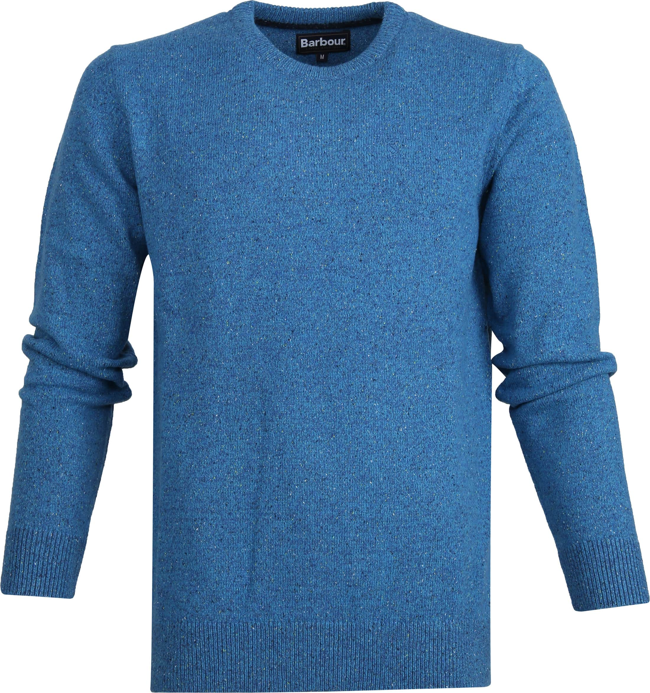 Barbour Tisbury Pullover Blue photo 0