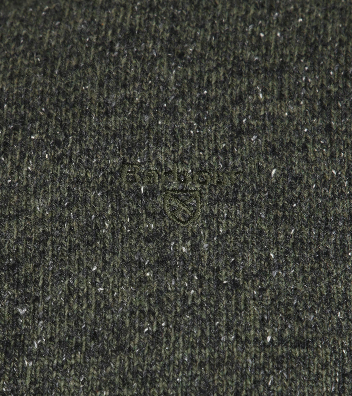 Barbour Tisbury Pullover Dark Green photo 2