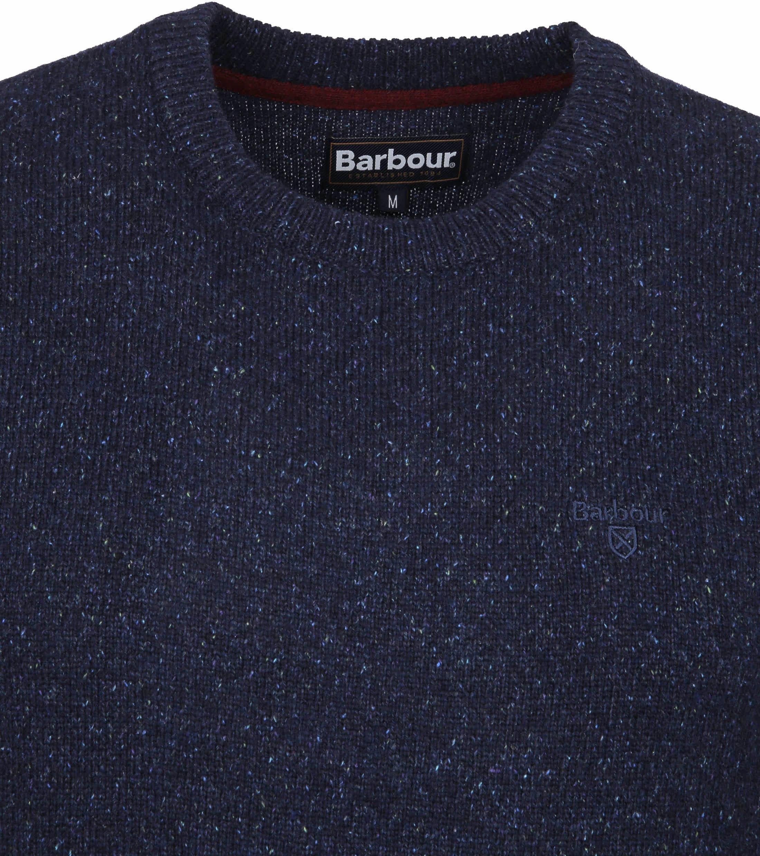 Barbour Tisbury Pullover Dunkelblau