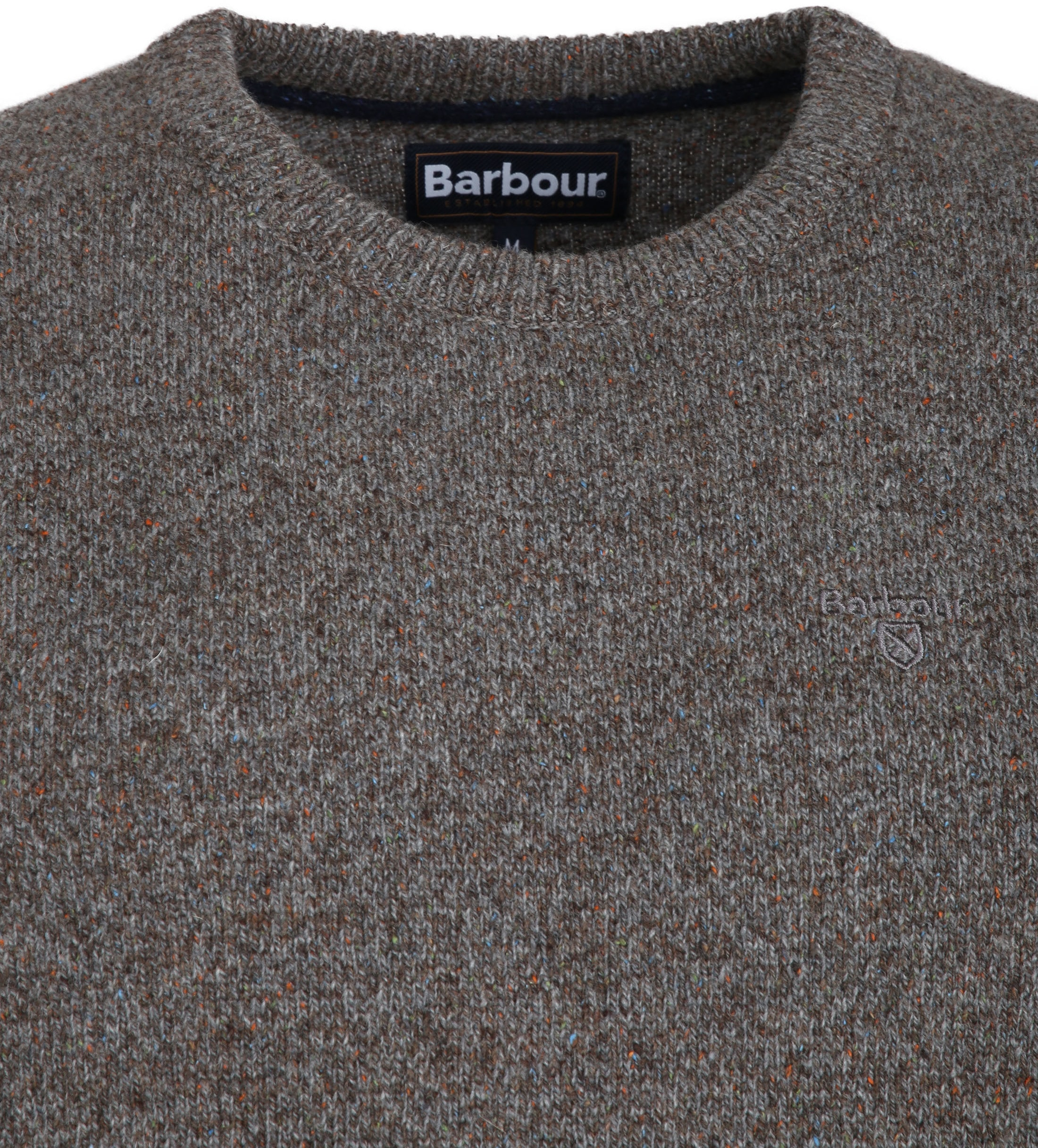 Barbour Tisbury Pullover Grey photo 1