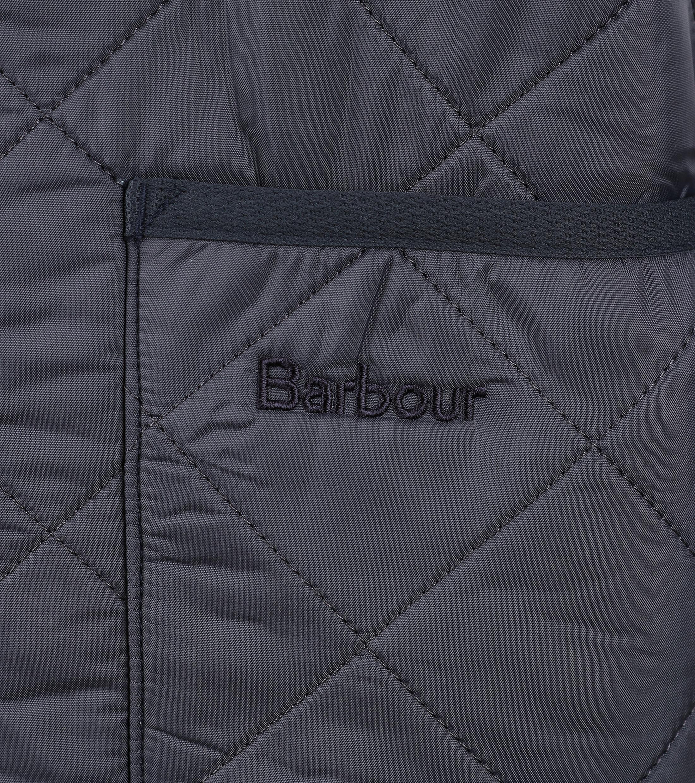 Barbour Waistcoat Polarquilt Blue foto 4