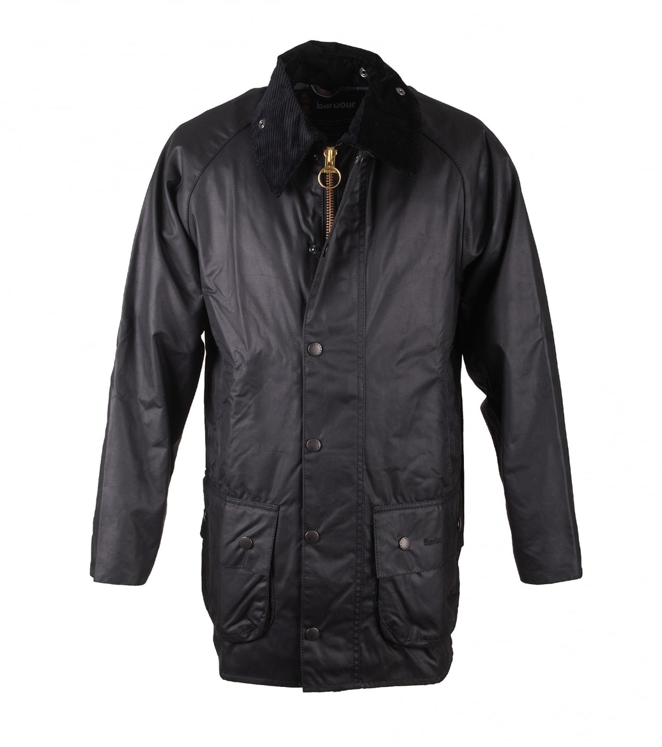 Barbour Waxjas Beaufort Black foto 0