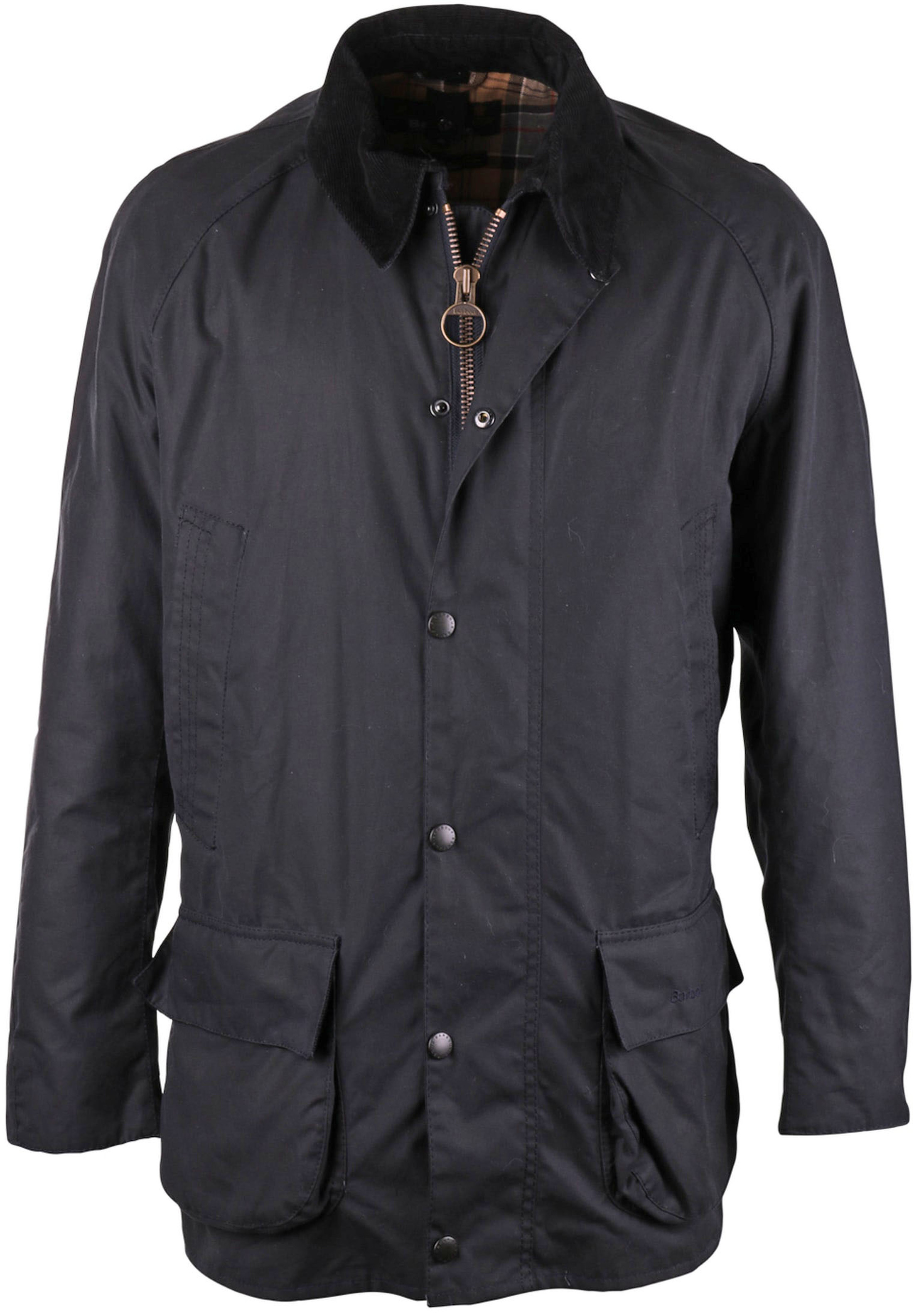 Barbour Waxjas Bristol Jacket Navy