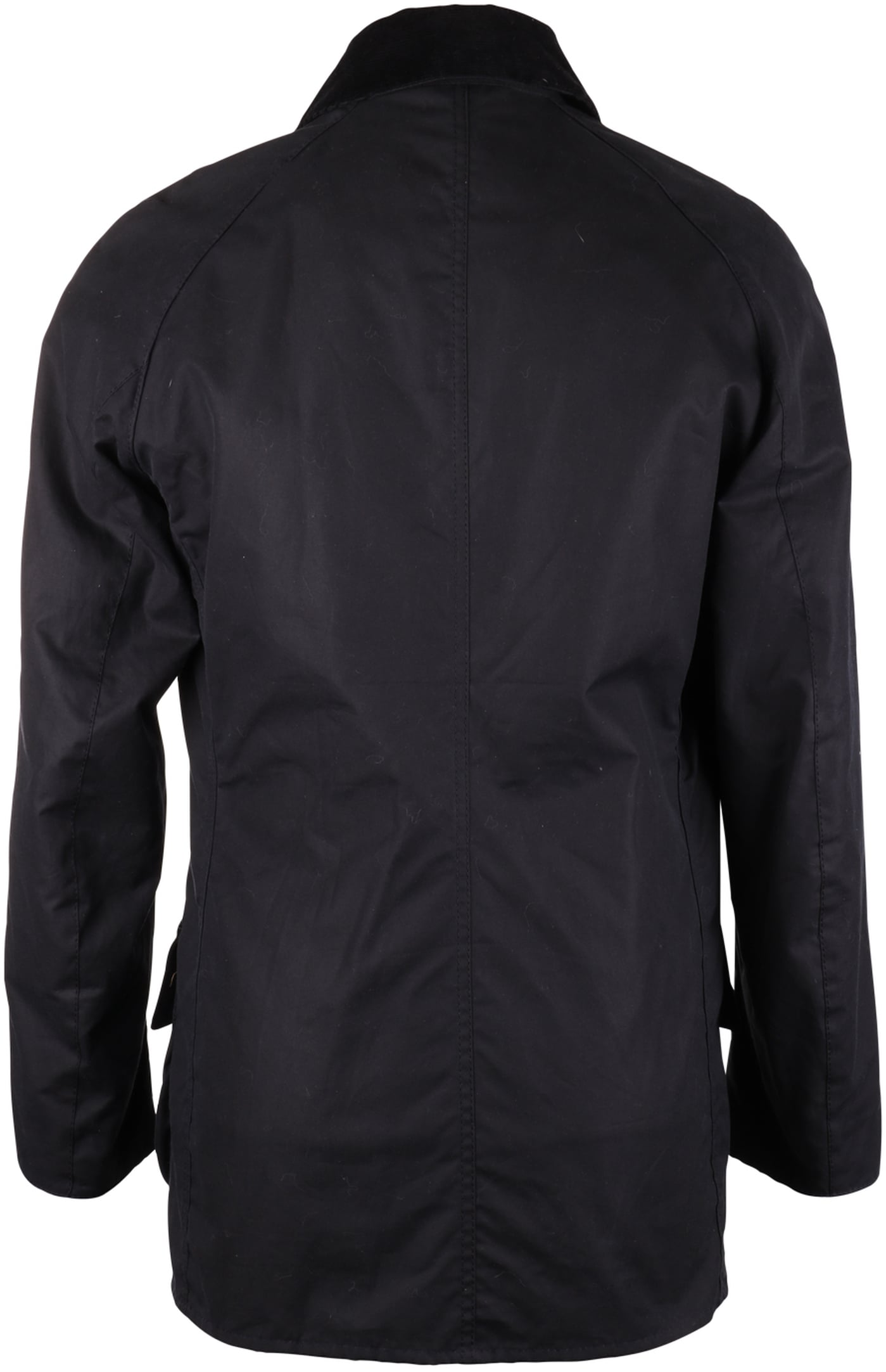 Barbour Waxjas Bristol Jacket Navy foto 1