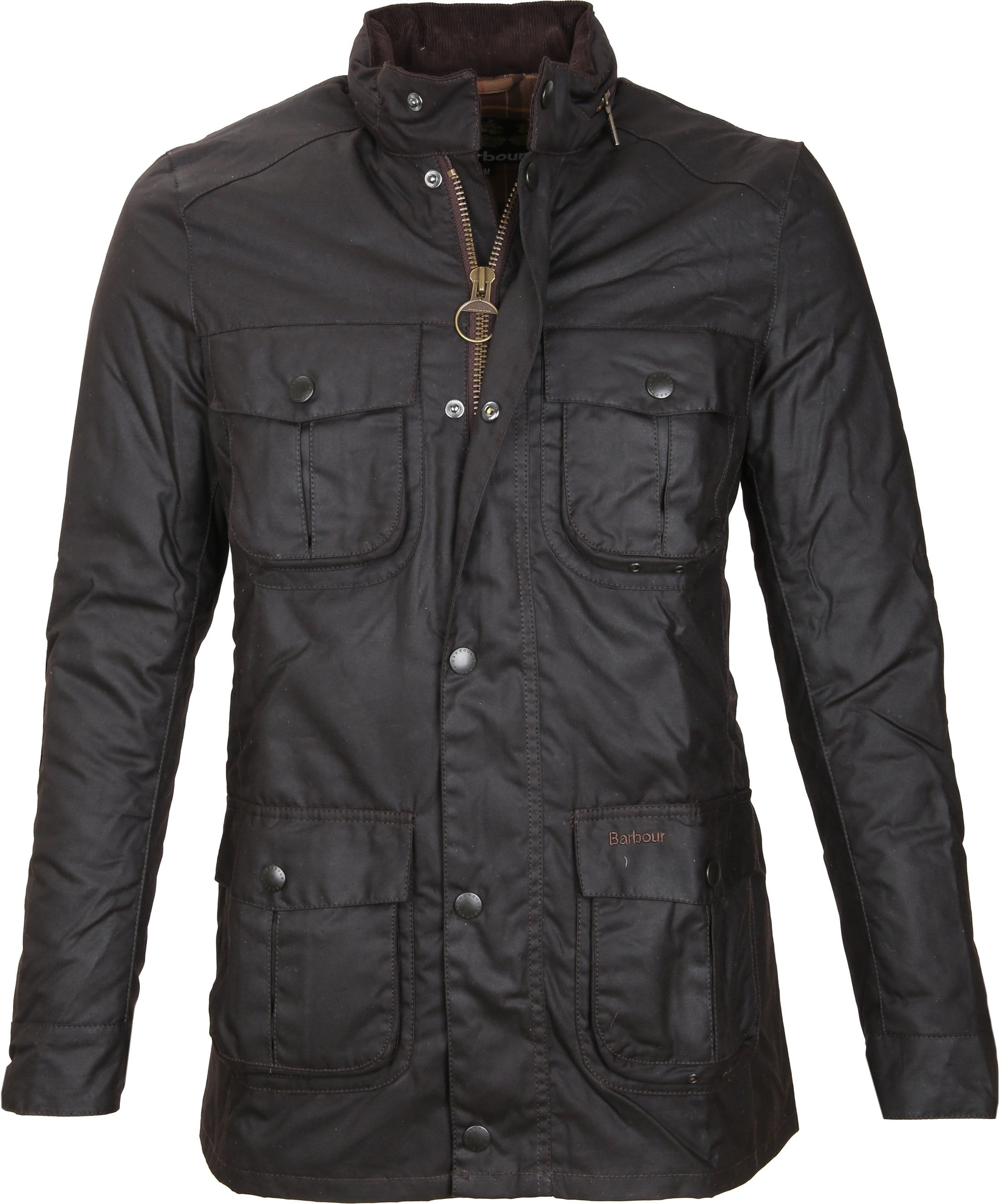 Barbour Waxjas Corbridge Rustic foto 0